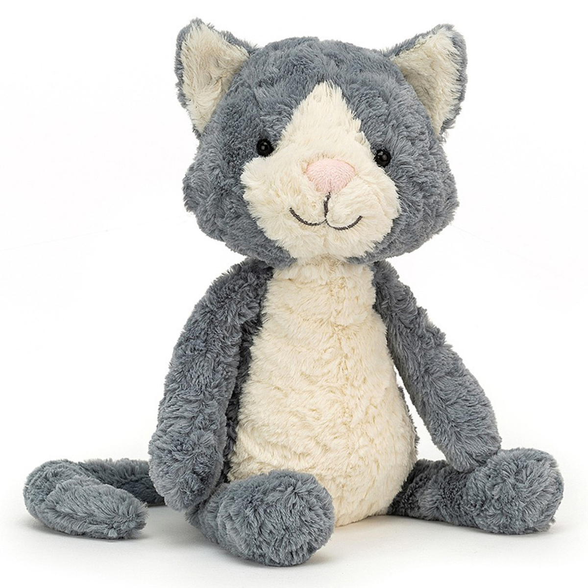 Peluche Tuffet Cat Peluche Chat 31 cm
