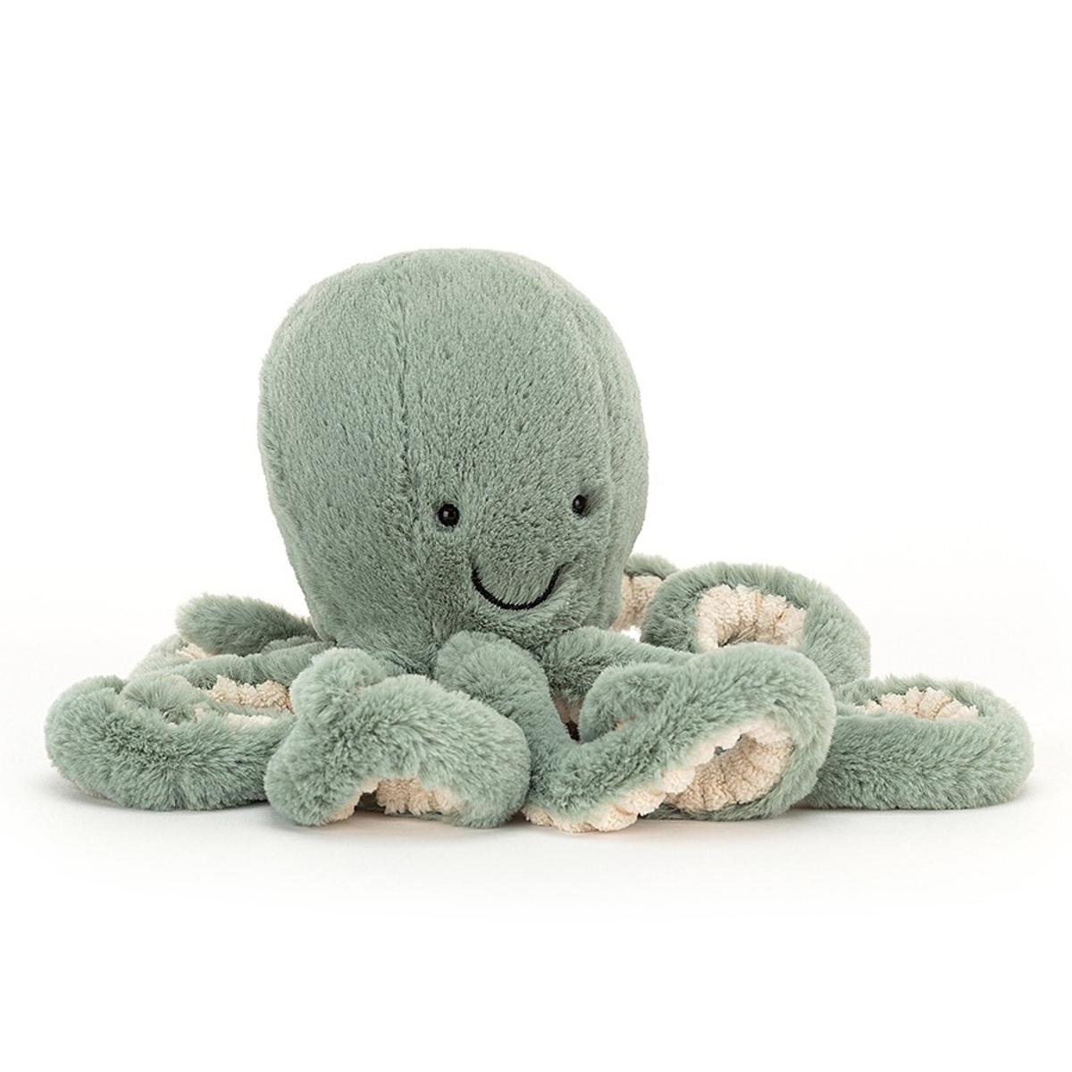 Peluche Odyssey Octopus - Small Peluche Pieuvre 23 cm