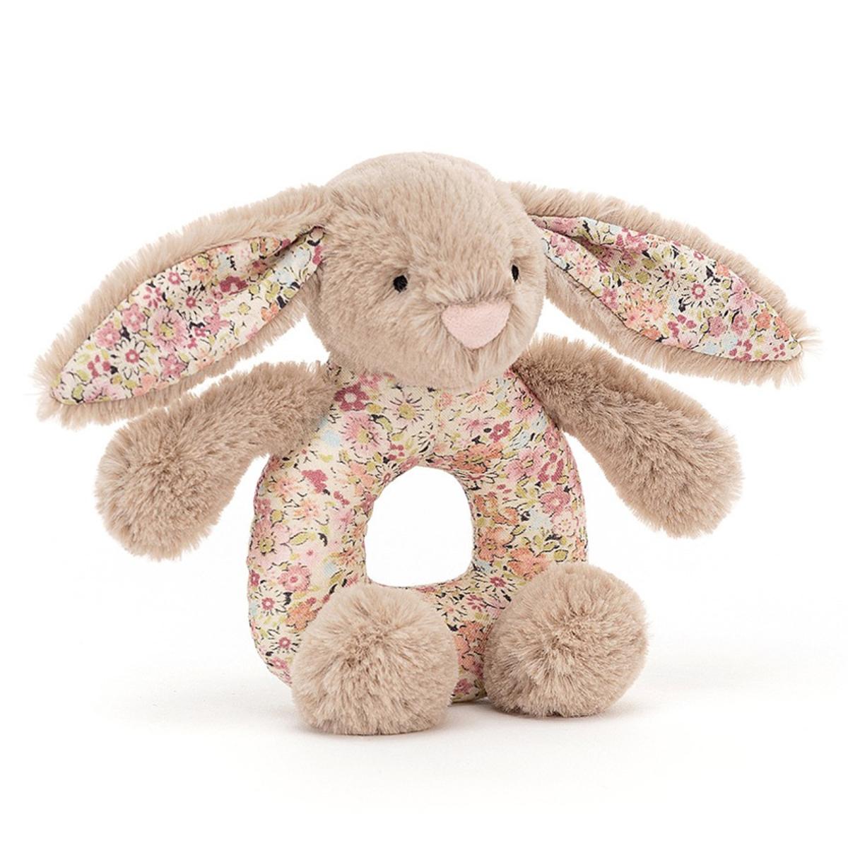 Hochet Hochet Blossom Bea Beige Bunny Hochet Blossom Bea Beige Bunny