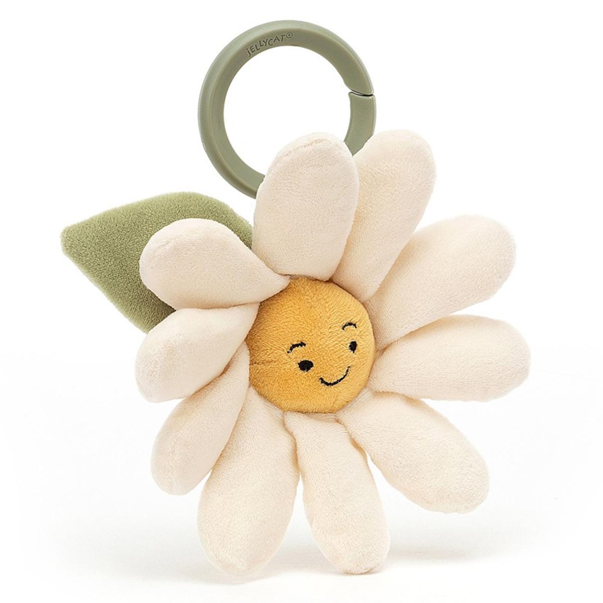Accessoires poussette Jouet de Poussette Fleury Daisy Jitter Jouet de Poussette Fleury Daisy Jitter