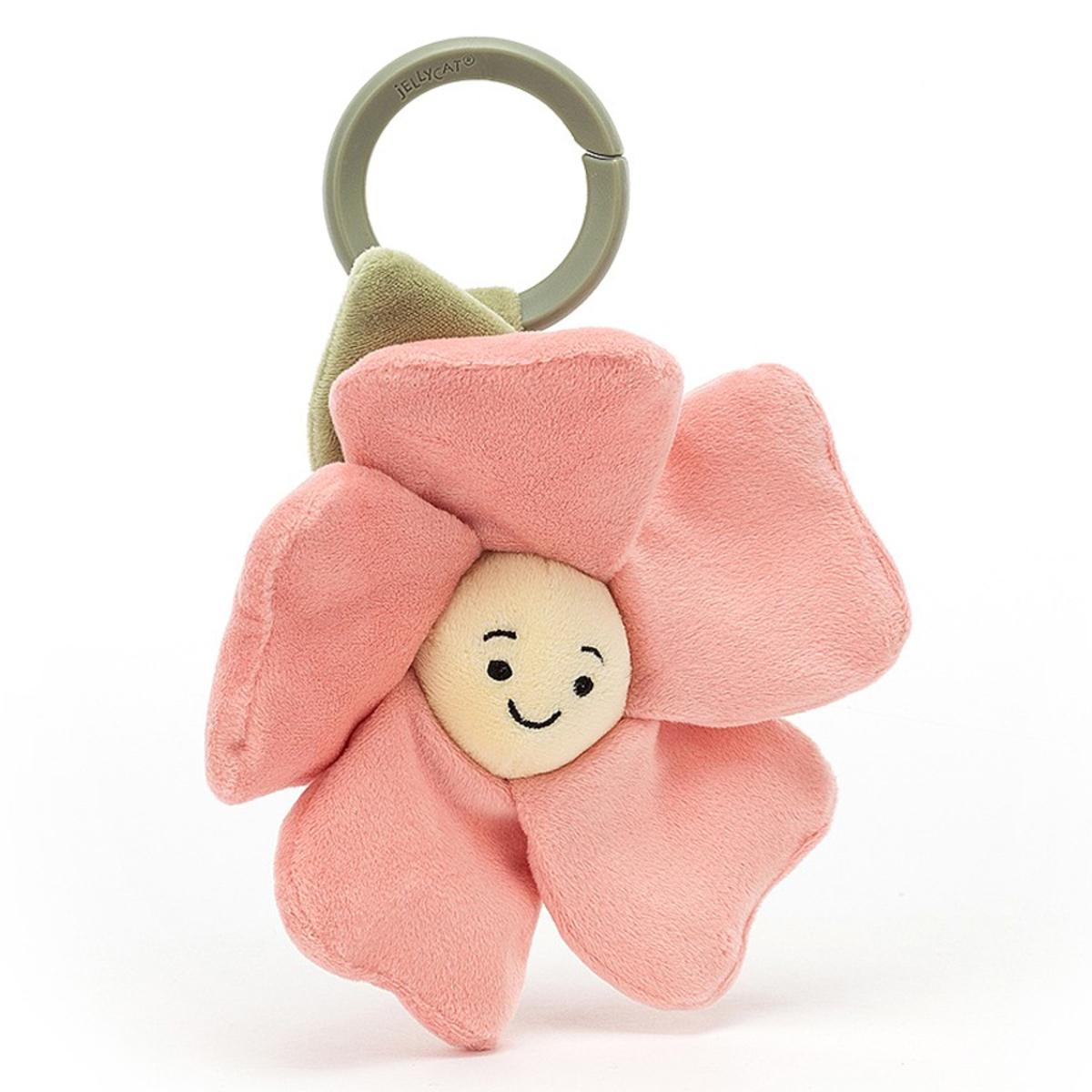 Accessoires poussette Jouet de Poussette Fleury Petunia Jitter Jouet de Poussette Fleury Petunia Jitter