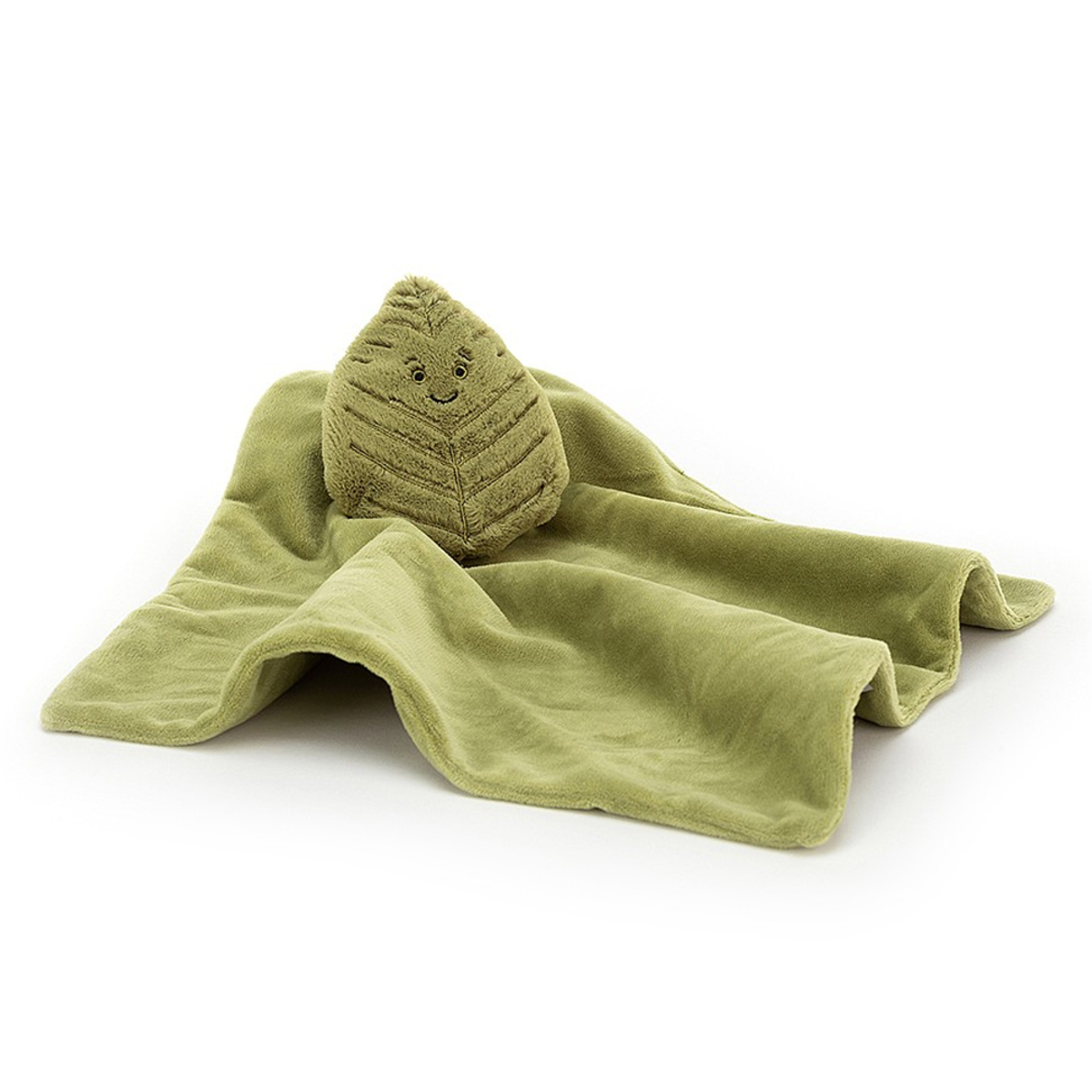 Doudou Woodland Beech Leaf Soother Doudou Feuille