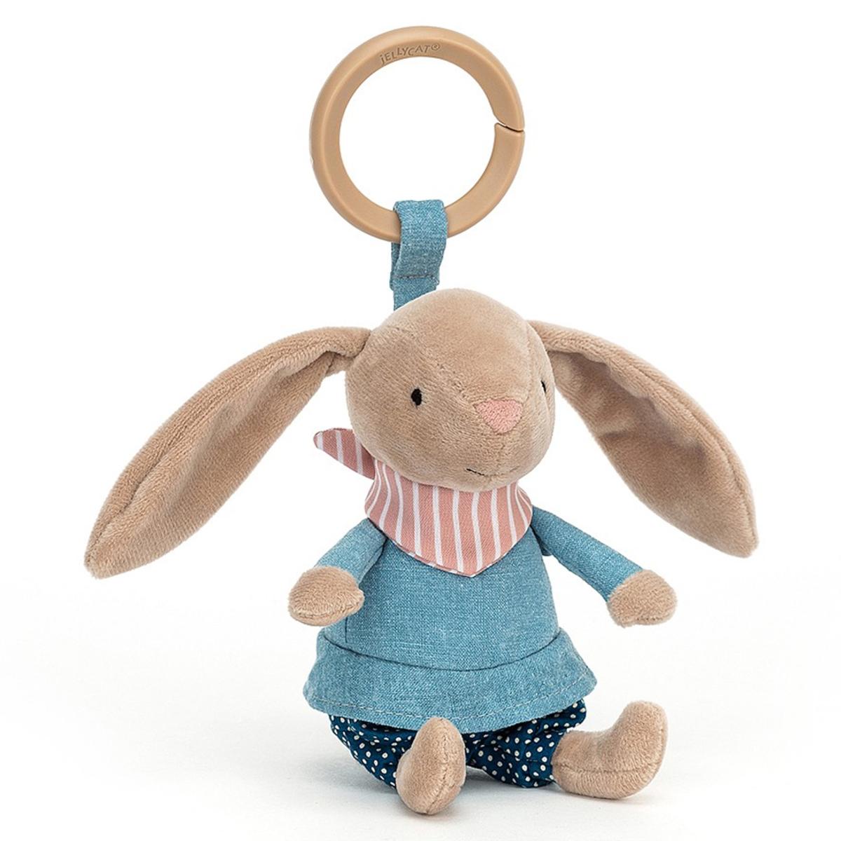 Accessoires poussette Jouet de Poussette Little Bunny Badger Jouet de Poussette Little Bunny Badger