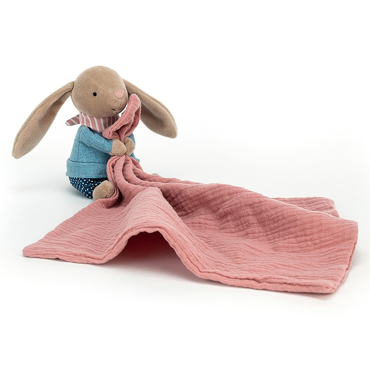 Doudou Little Rambler Bunny Soother Doudou Lapin