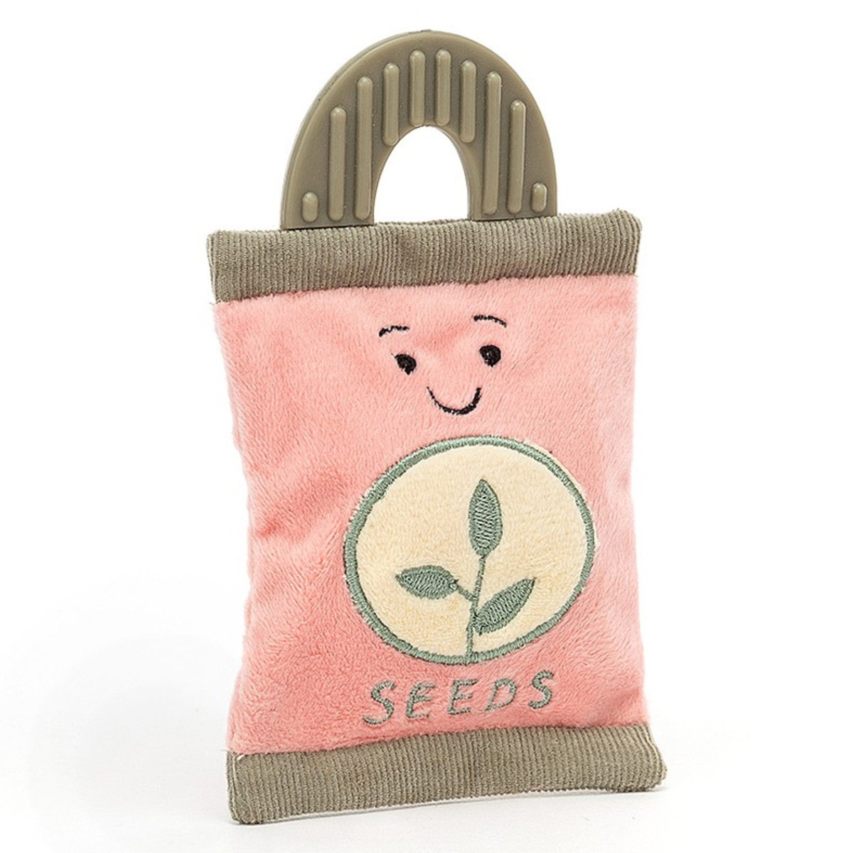 Peluche Whimsy Garden Seed Packet Peluche Sachet de Graines 13 cm