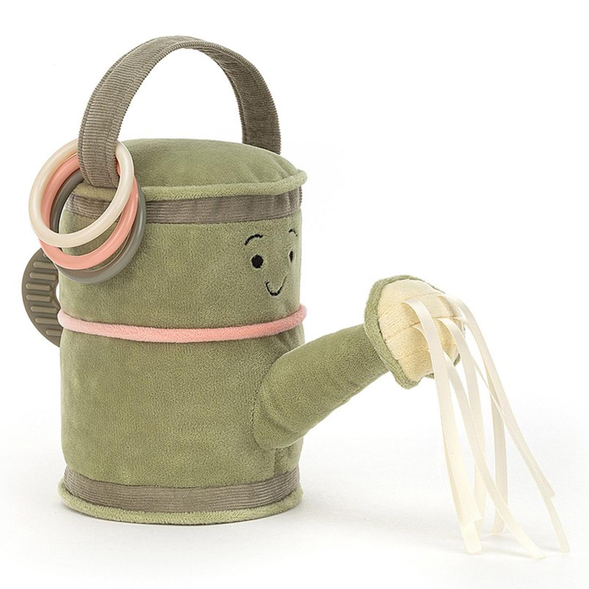 Peluche Whimsy Garden Watering Can Peluche Arrosoir 15 cm