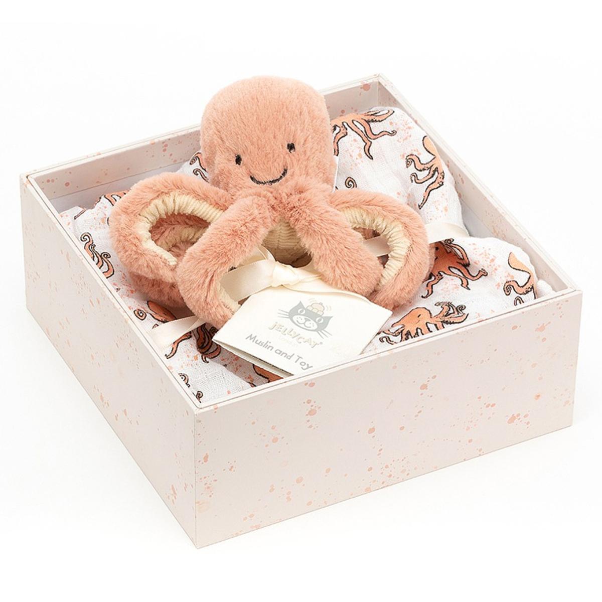 Lange Boîte Cadeau Odell Octopus - Rose Boîte Cadeau Odell Octopus - Rose