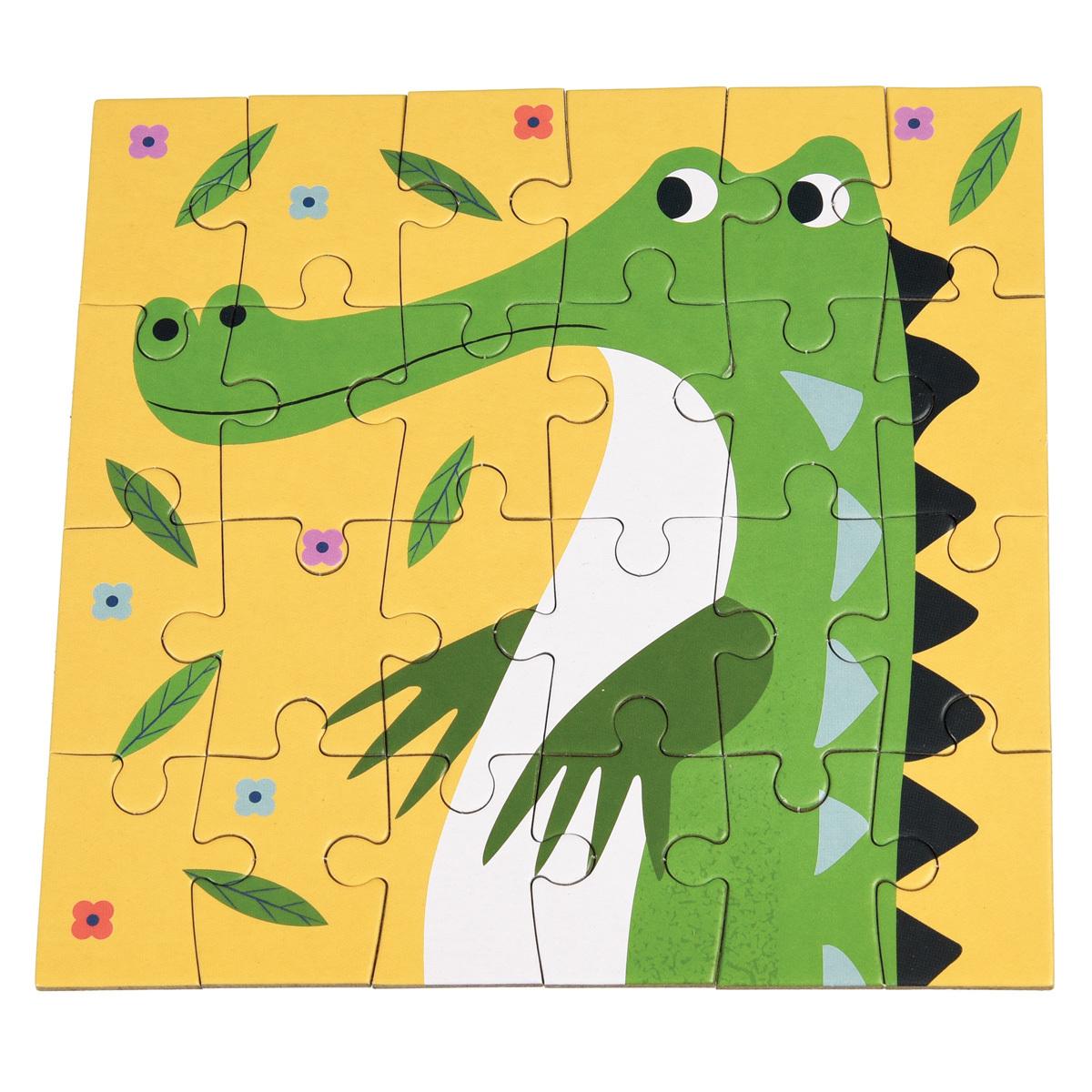 Mes premiers jouets Puzzle Harry le Crocodile Puzzle Harry le Crocodile