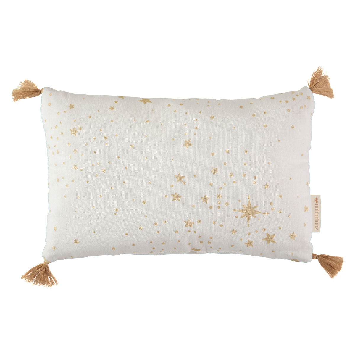 Coussin Coussin Sublim - Gold Stella & White Coussin Sublim - Gold Stella & White