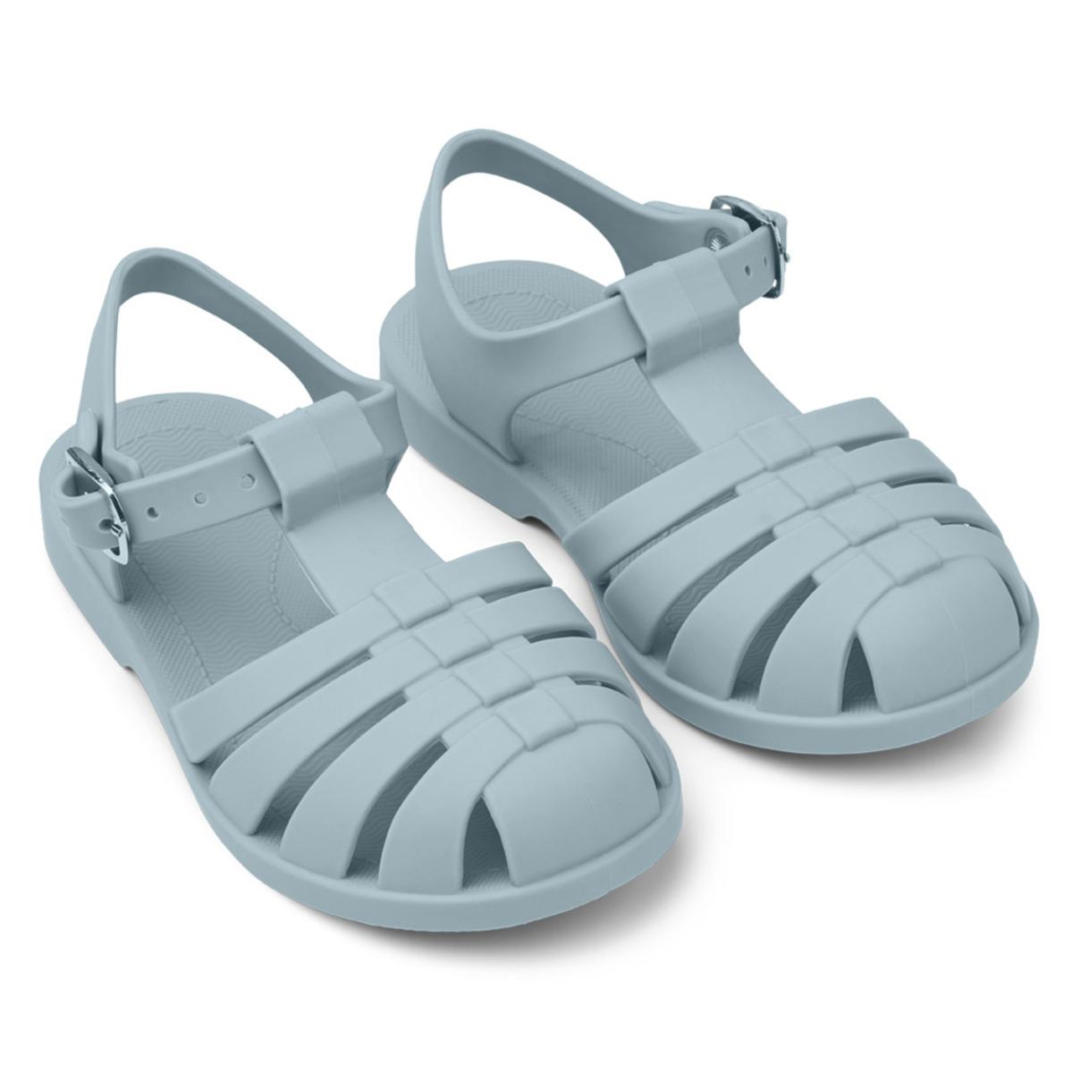 Chaussons & Chaussures Sandales Bre Sea Blue - 23 Sandales Bre Sea Blue - 23