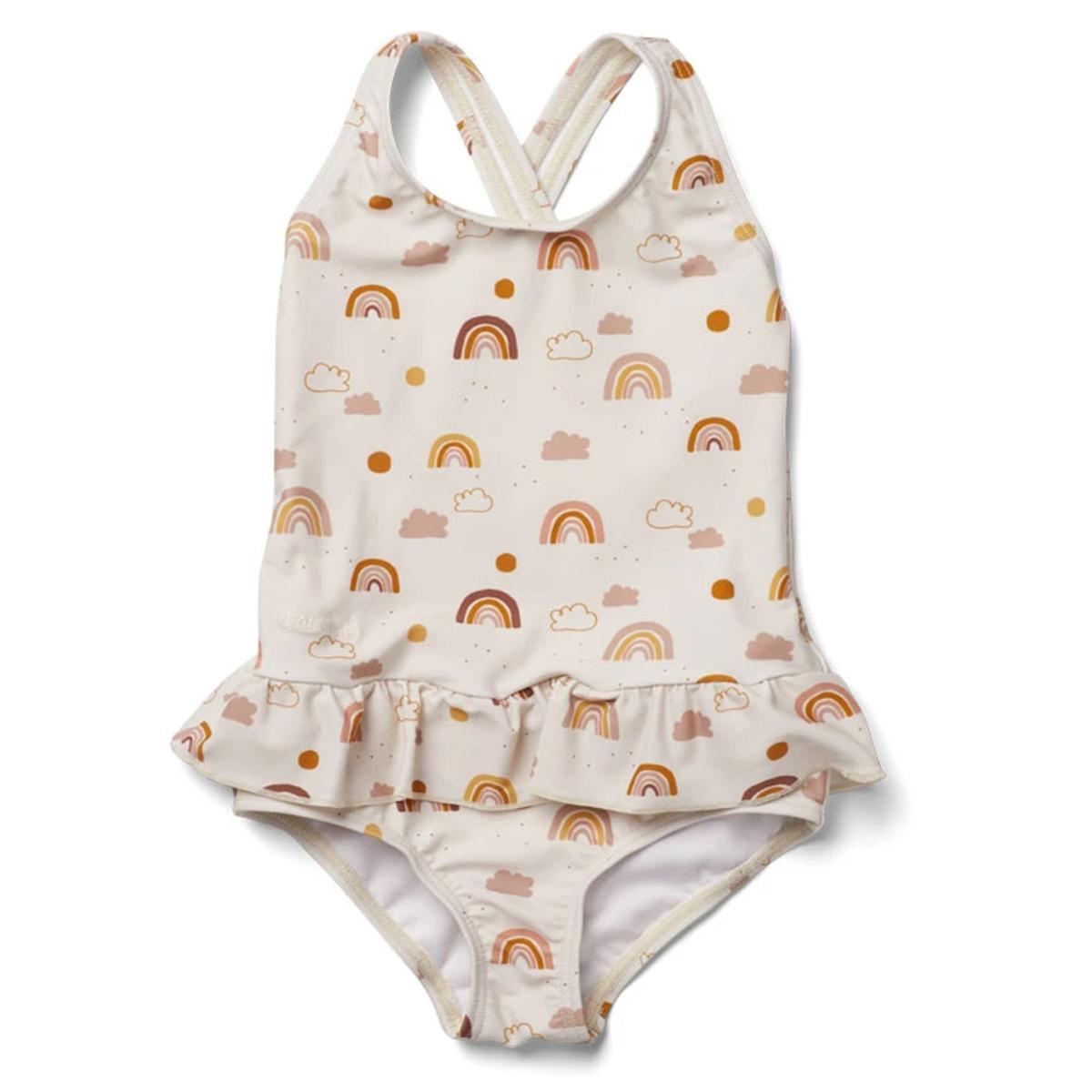 Accessoires bébé Maillot de Bain Amara Rainbow Love Sandy - 2/3 Ans Maillot de Bain Amara Rainbow Love Sandy - 2/3 Ans