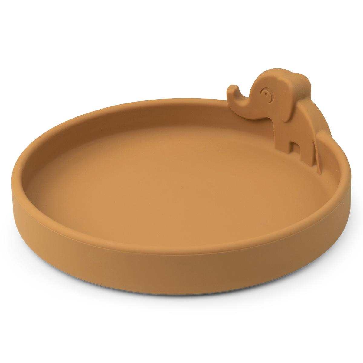 Vaisselle & Couvert Assiette Peekaboo Elphee - Moutarde Assiette Peekaboo Elphee - Moutarde