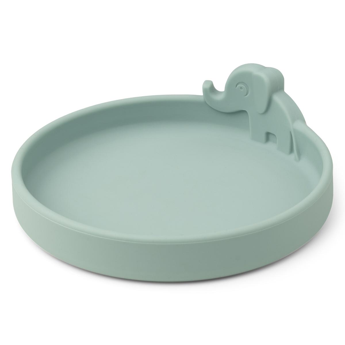 Vaisselle & Couvert Assiette Peekaboo Elphee - Bleu Assiette Peekaboo Elphee - Bleu