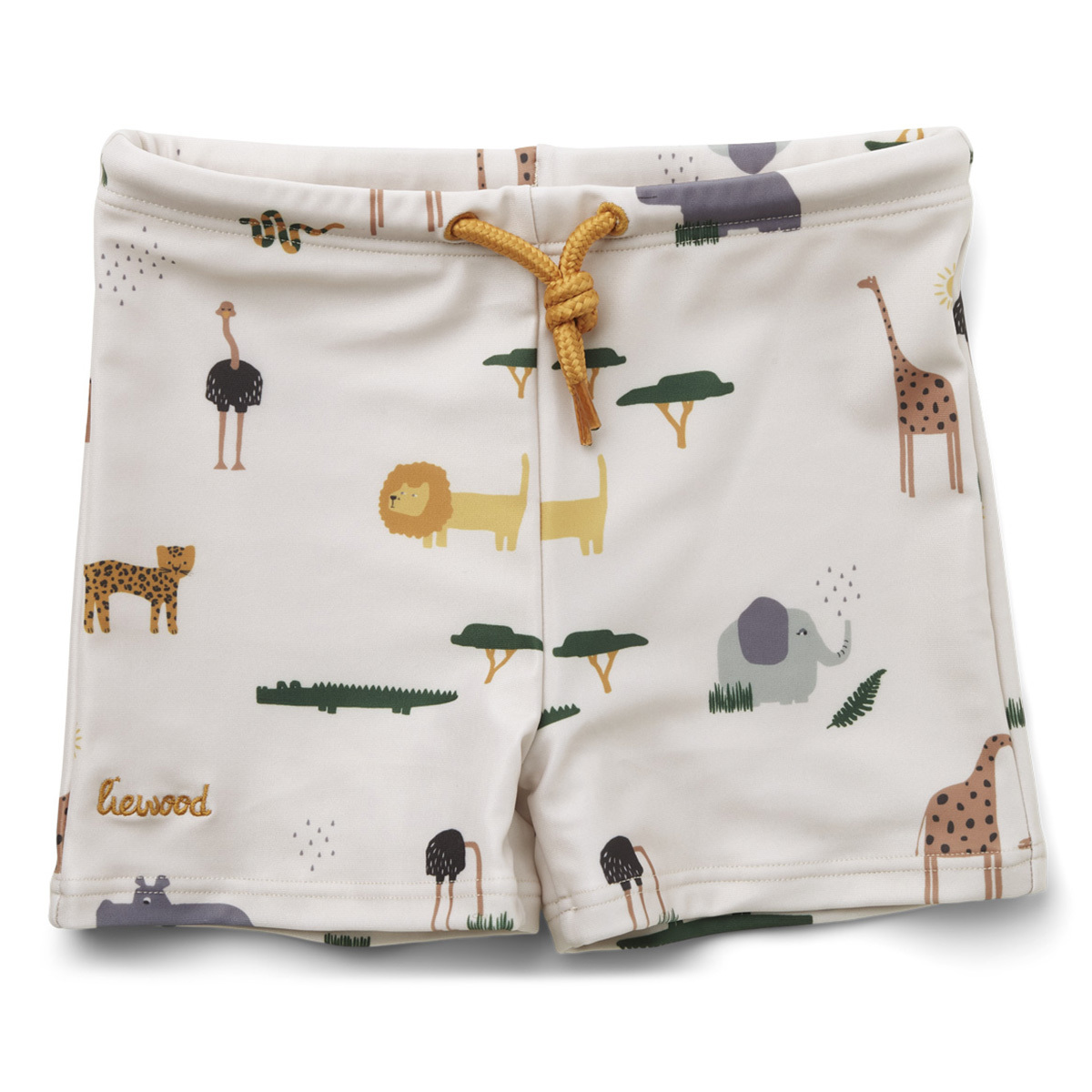Accessoires bébé Short de Bain Otto Safari Sandy Mix - 9/12 Mois Short de Bain Otto Safari Sandy Mix - 9/12 Mois