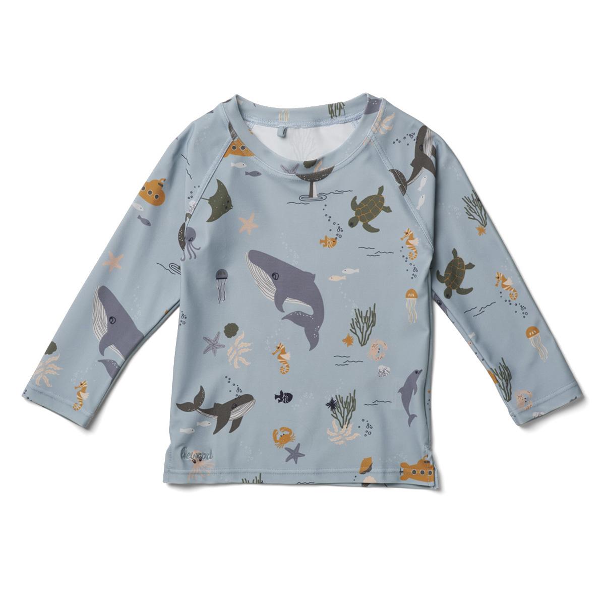 Accessoires bébé Tee-Shirt Noah Sea Creature Mix - 3/9 Mois Tee-Shirt Noah Sea Creature Mix - 3/9 Mois