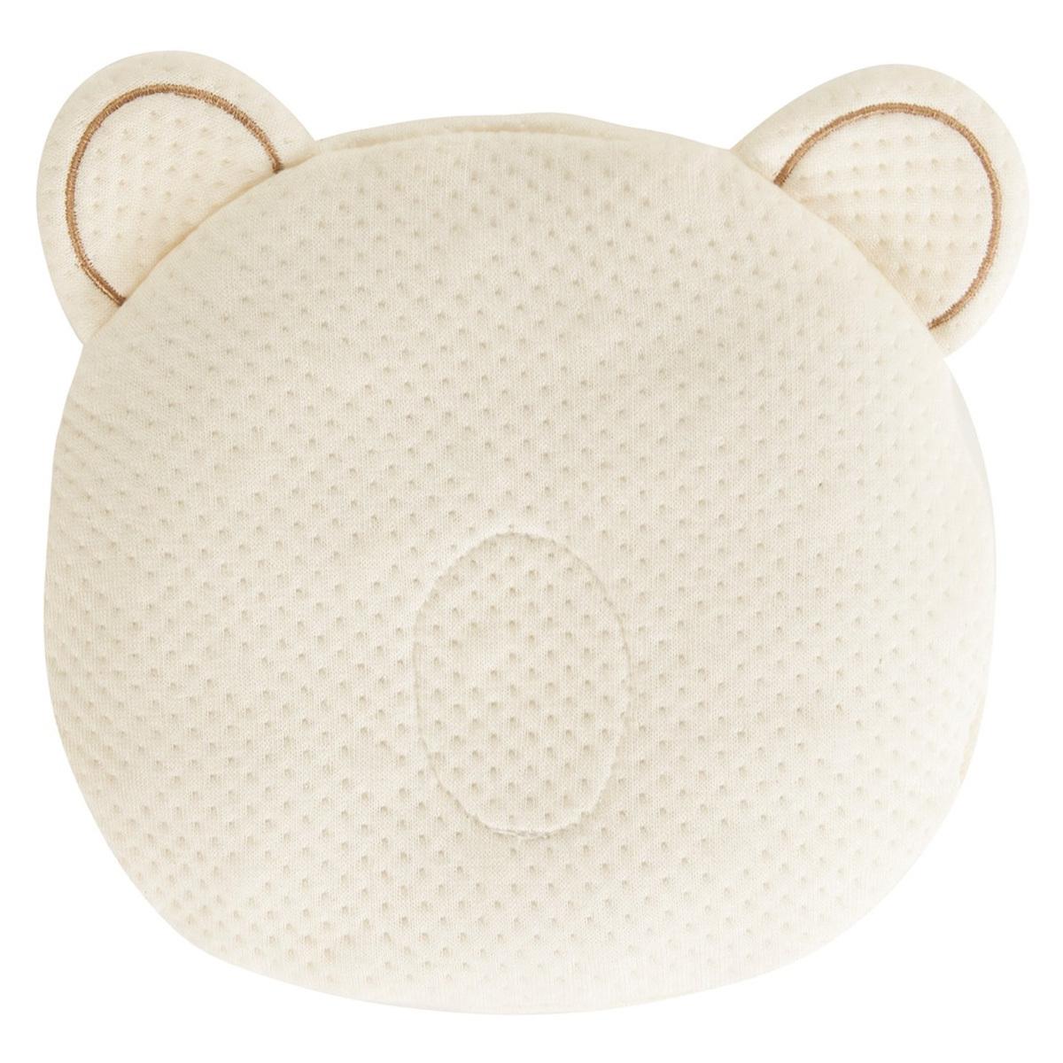 Cale-bébé Cale-bébé P'tit Panda Organic - Ecru Cale-bébé P'tit Panda Organic - Ecru