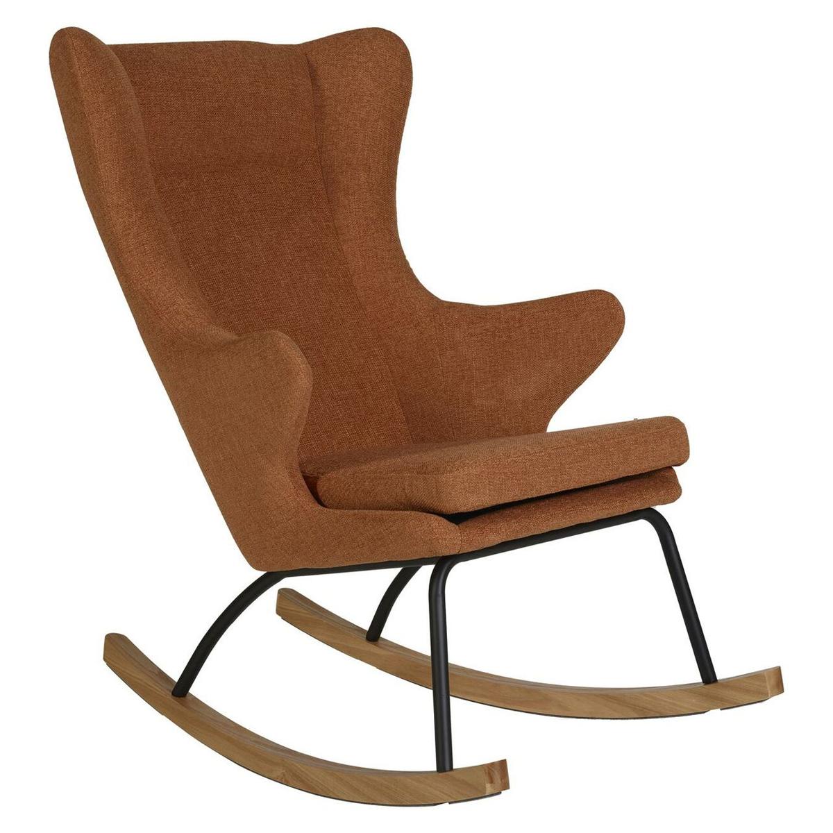 Fauteuil Rocking Adult Chair De Luxe - Terra Rocking Adult Chair De Luxe - Terra