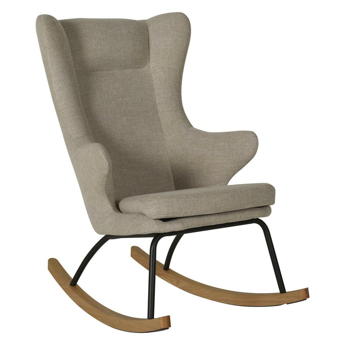 Fauteuil Rocking Adult Chair De Luxe - Argile Rocking Adult Chair De Luxe - Argile