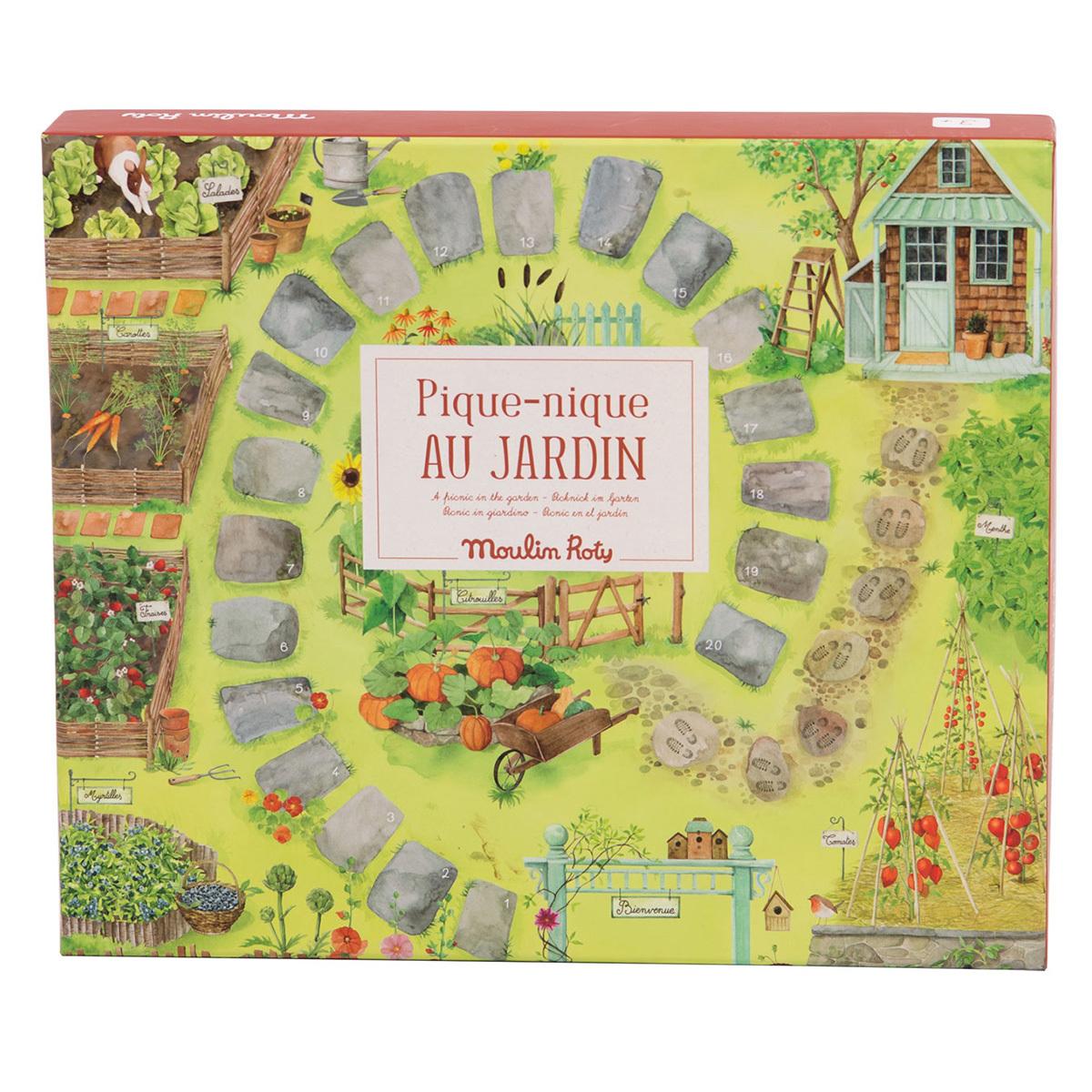 Mes premiers jouets Pique-nique au Jardin - Le Jardin du Moulin Pique-nique au Jardin - Le Jardin du Moulin