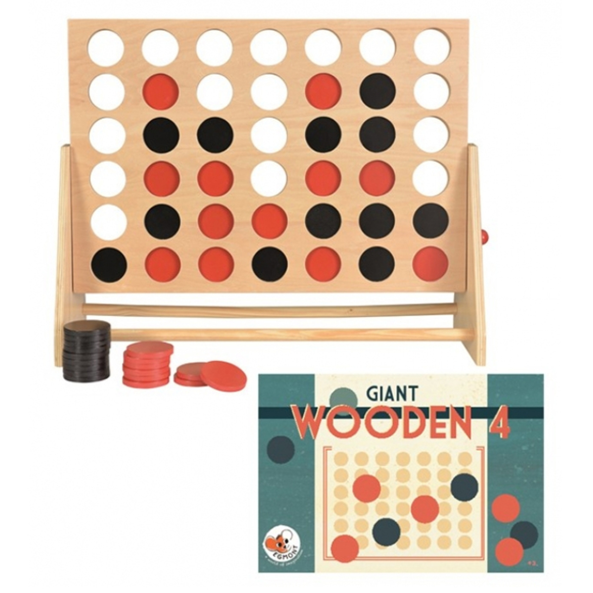 Mes premiers jouets Wooden 4 Geant Wooden 4 Geant