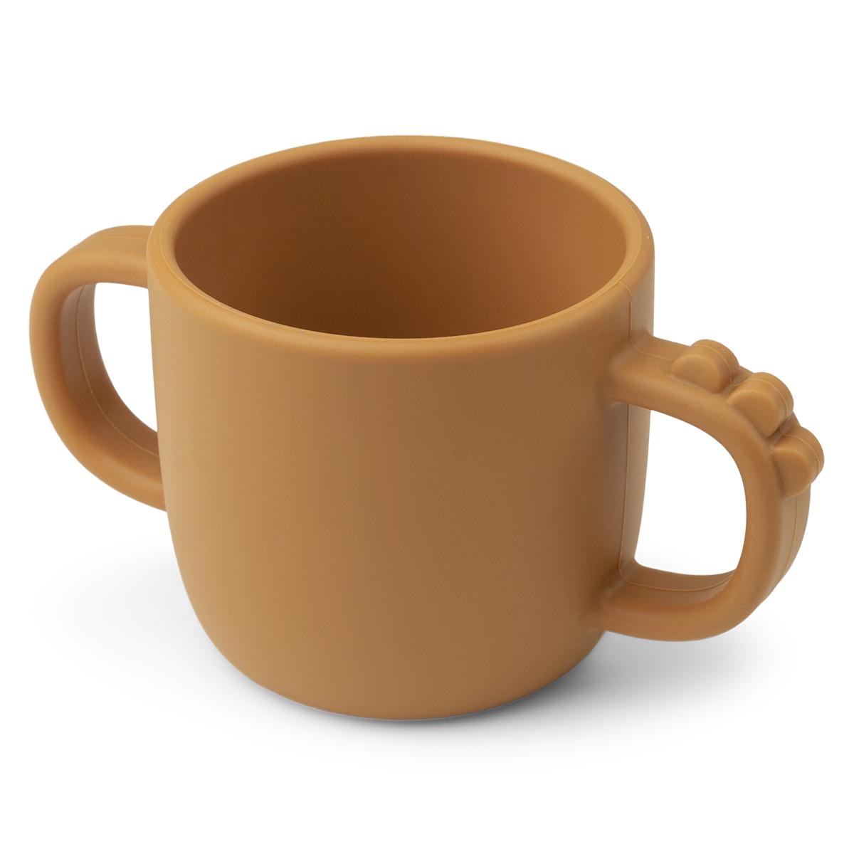 Tasse & Verre Tasse Peekaboo Croco - Moutarde Tasse Peekaboo Croco - Moutarde