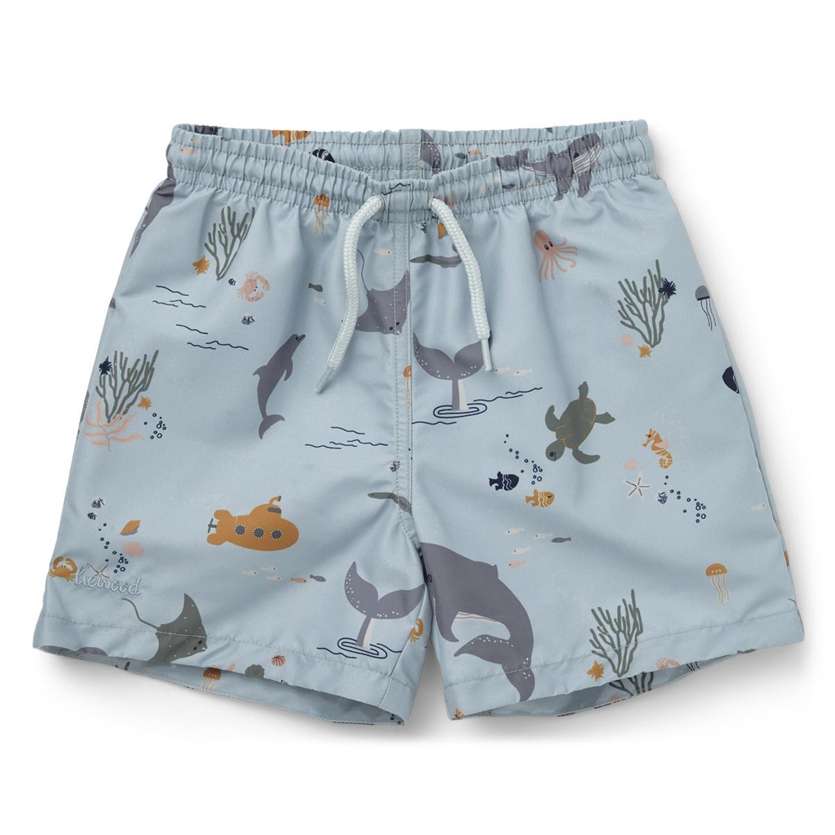 Accessoires bébé Short de Bain Duke Sea Creature Mix - 12/18 Mois Short de Bain Duke Sea Creature Mix - 12/18 Mois