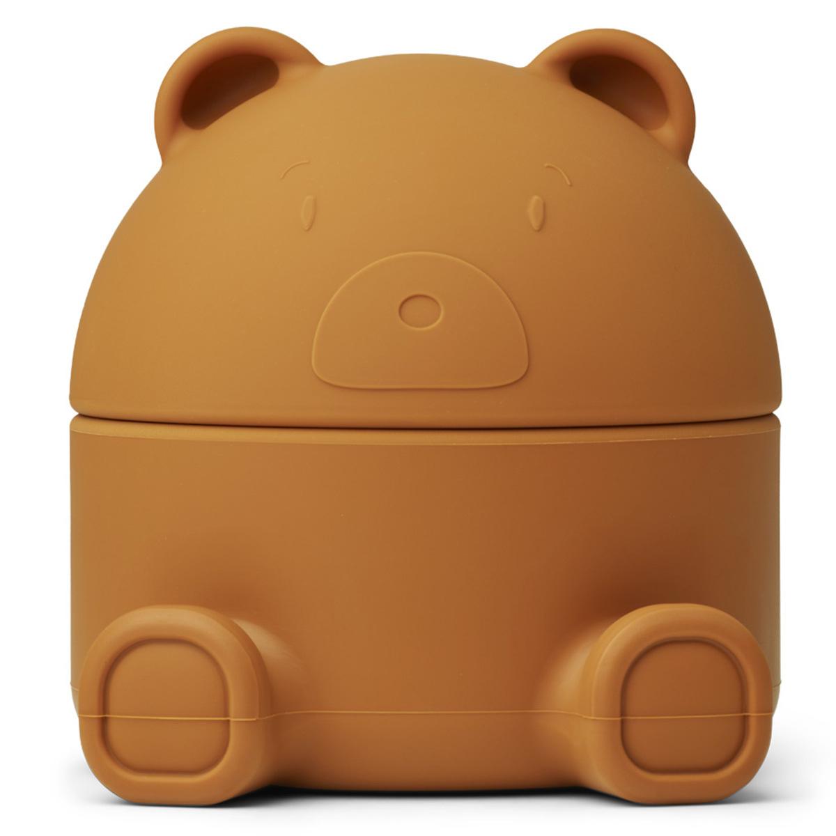 Objet décoration Boîte à Trésor Murphy - Mr Bear Mustard Boîte à Trésor Murphy - Mr Bear Mustard