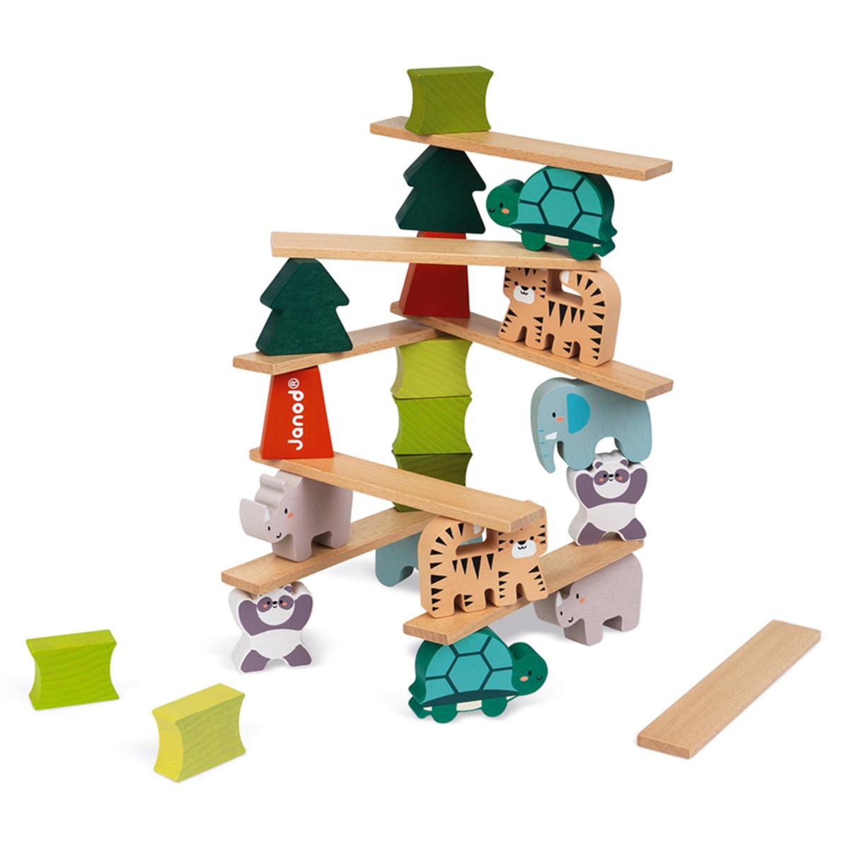 Mes premiers jouets Les Animaux Equilibristes Les Animaux Equilibristes