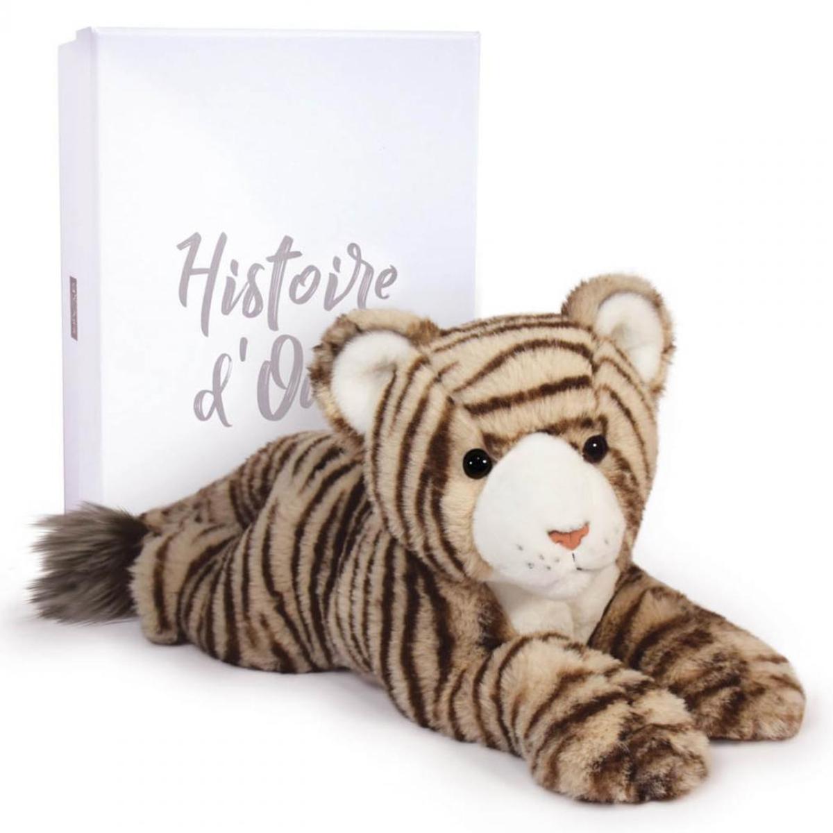 Peluche Bengaly le Tigre - Terre sauvage Peluche Tigre 35 cm