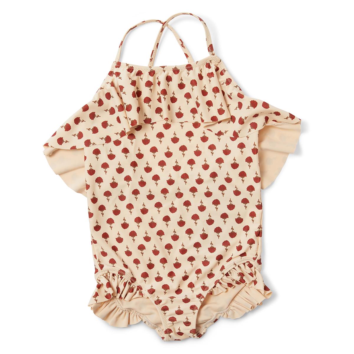 Accessoires bébé Maillot de Bain Manuca Poppyflower Red - 3 Ans Maillot de Bain Manuca Poppyflower Red - 3 Ans