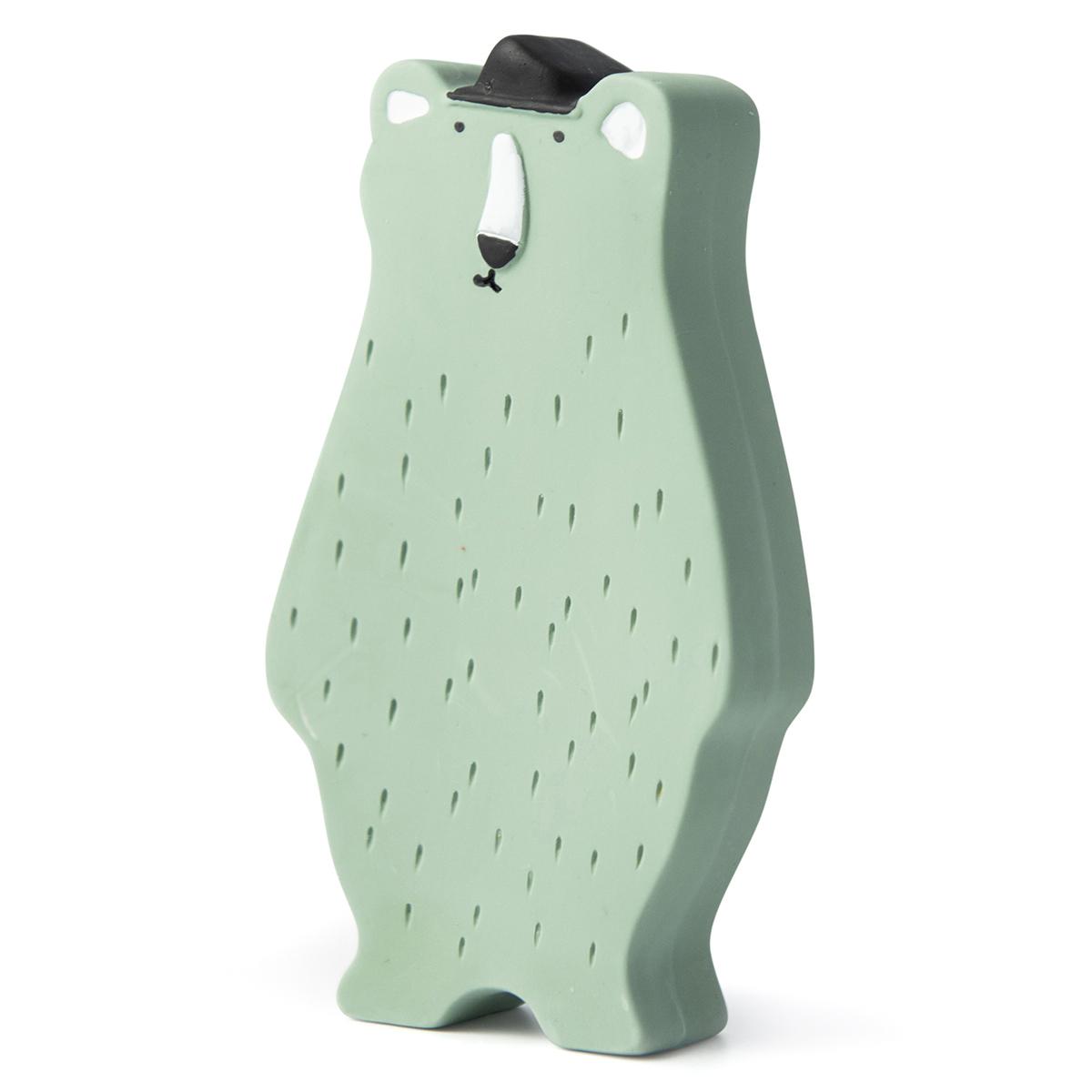 Dentition Jouet en Caoutchouc Naturel - Mr. Polar Bear Jouet en Caoutchouc Naturel - Mr. Polar Bear