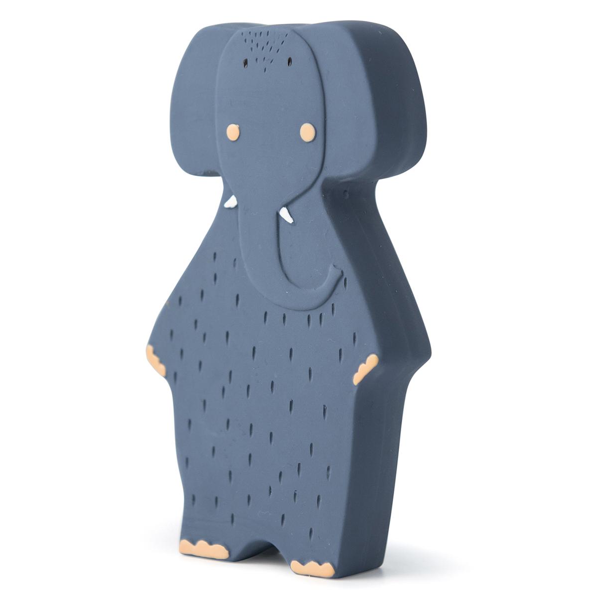 Dentition Jouet en Caoutchouc Naturel - Mrs. Elephant Jouet en Caoutchouc Naturel - Mrs. Elephant