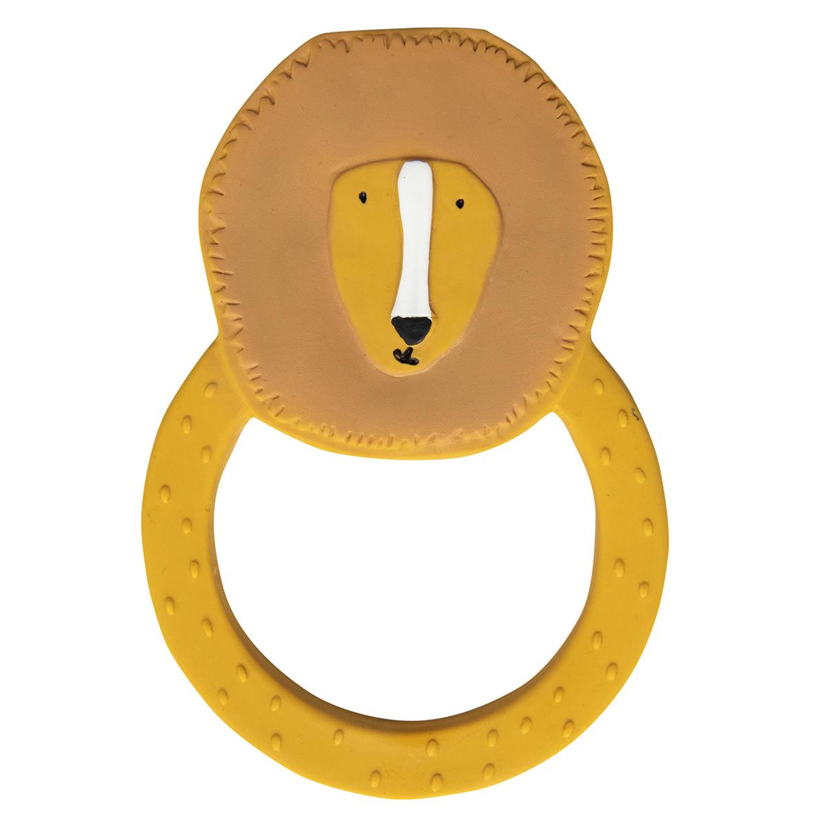 Dentition Anneau de Dentition en Caoutchouc Naturel - Mr. Lion Anneau de Dentition en Caoutchouc Naturel - Mr. Lion
