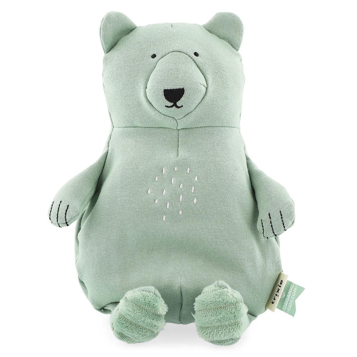 Peluche Petite Peluche Mr. Polar Bear Peluche Ours Polaire 26 cm