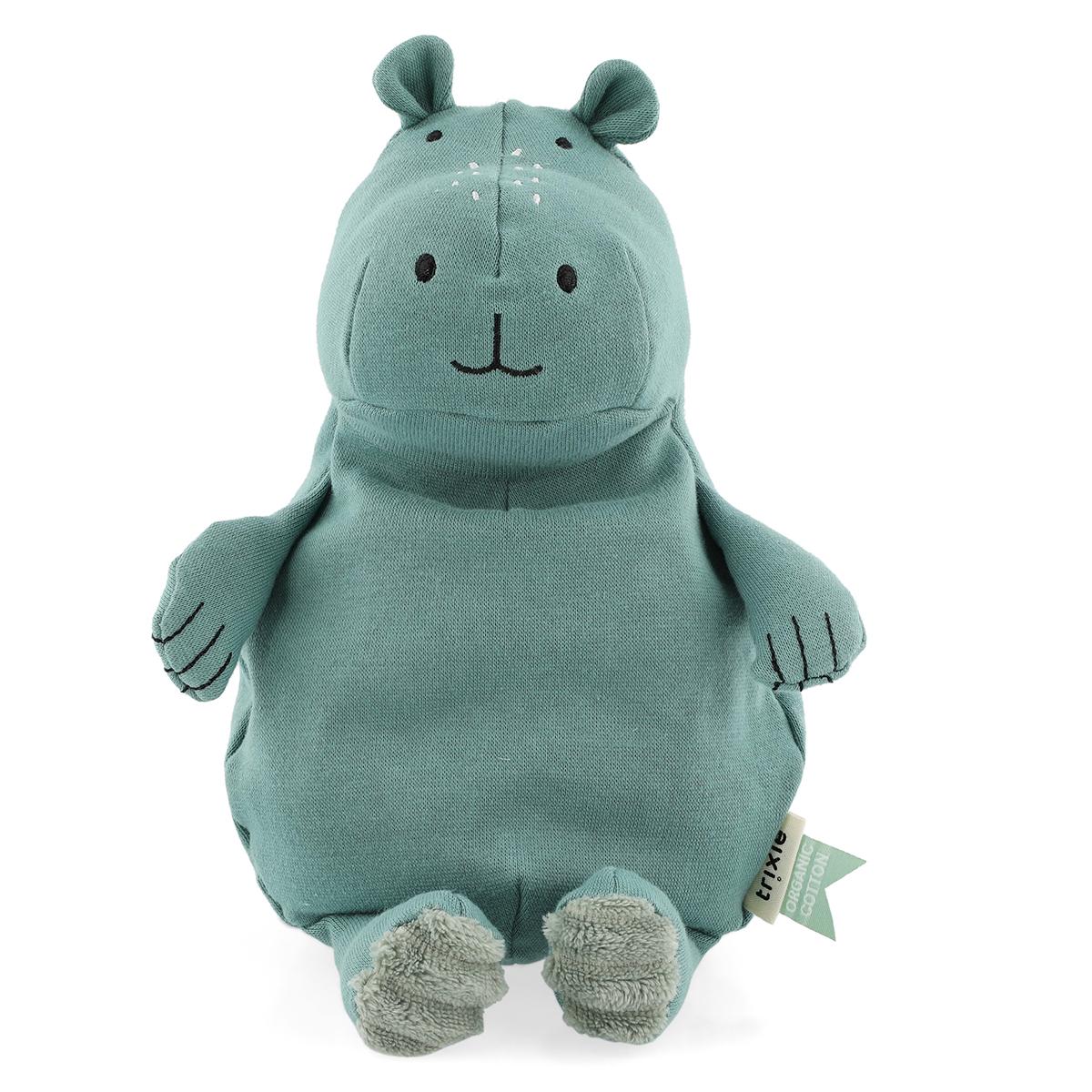 Peluche Petite Peluche Mr. Hippo Peluche Hippopotame 26 cm