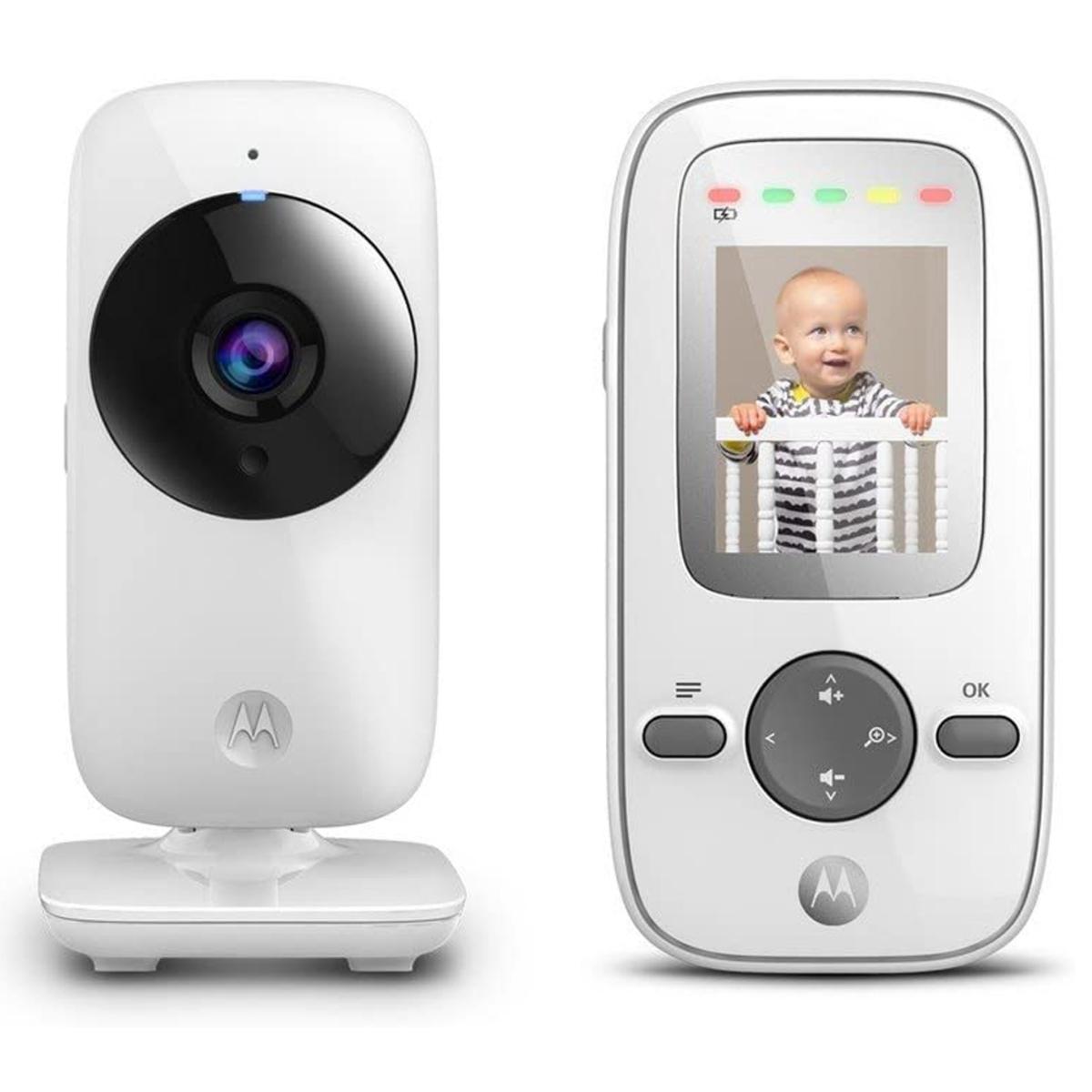 Écoute bébé Babyphone MBP481 Babyphone MBP481