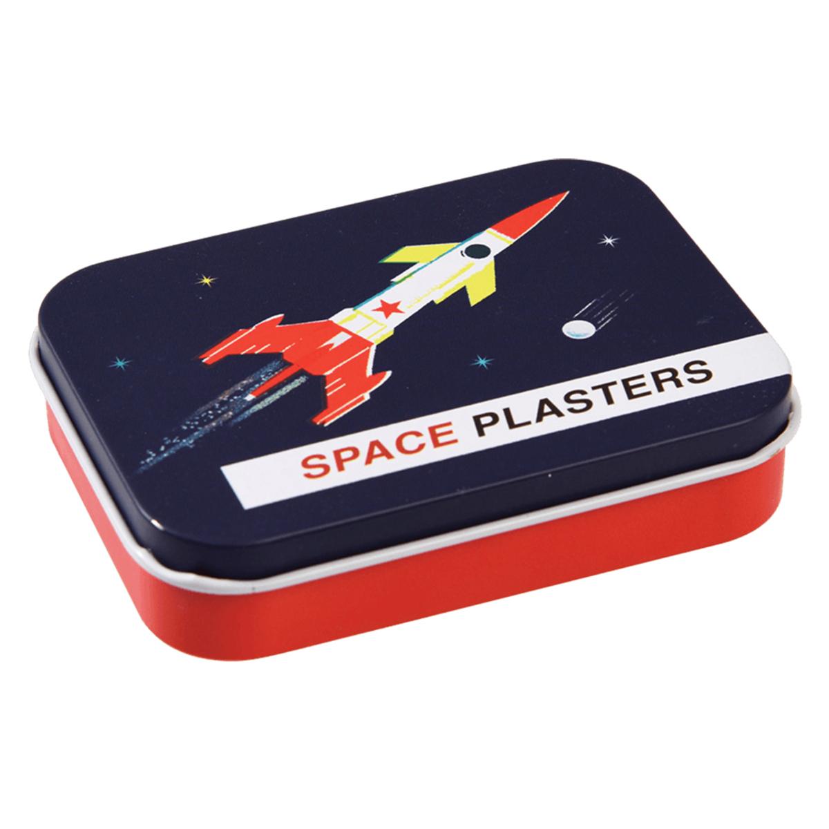 Soins enfant Boîte de Pansements - Space Age Boîte de Pansements - Space Age