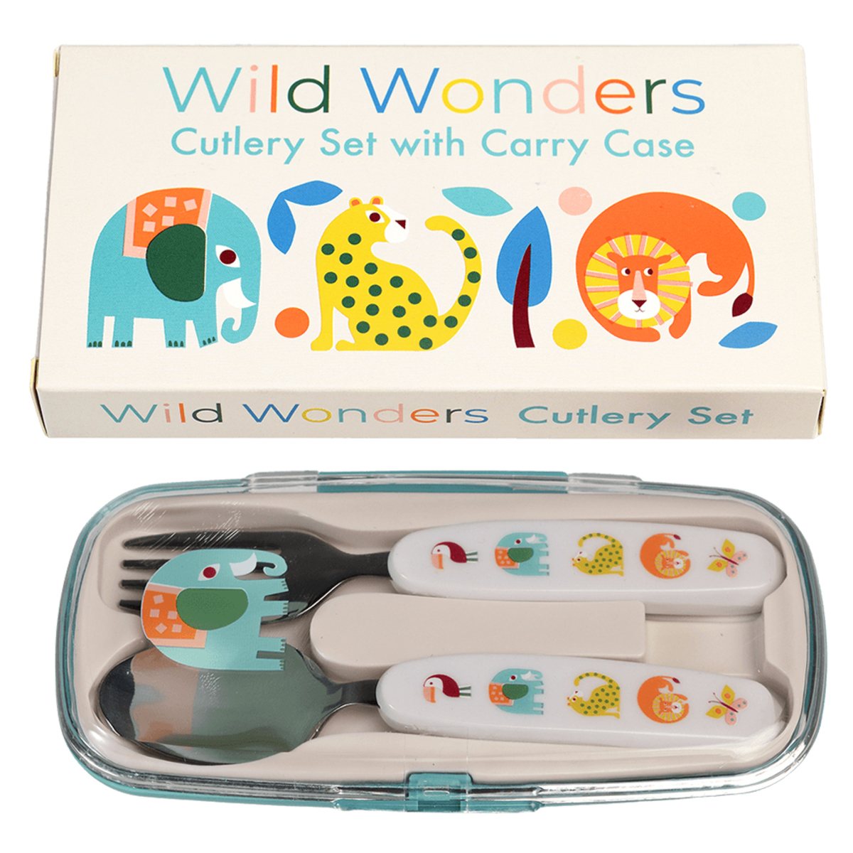 Vaisselle & Couvert Set de Couverts - Wild Wonders Set de Couverts - Wild Wonders
