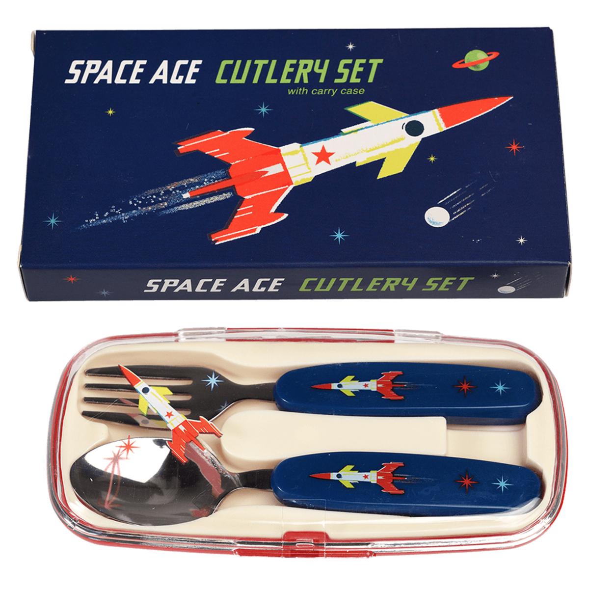 Vaisselle & Couvert Set de Couverts - Space Age Set de Couverts - Space Age