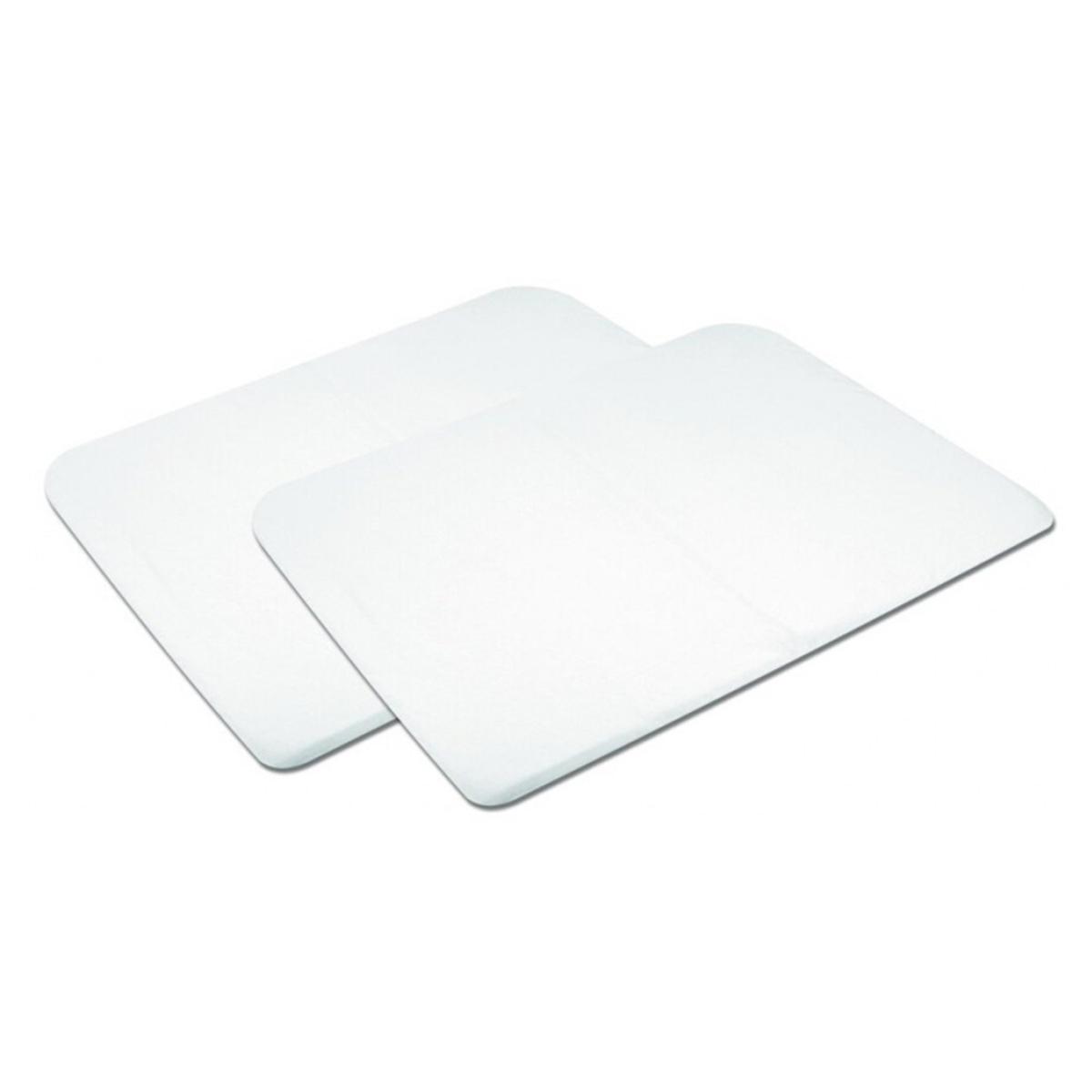 Linge de lit Lot de 2 Draps de Lit pour Nouveau-né Swift - 48 x 78 cm Lot de 2 Draps de Lit pour Nouveau-né Swift - 48 x 78 cm
