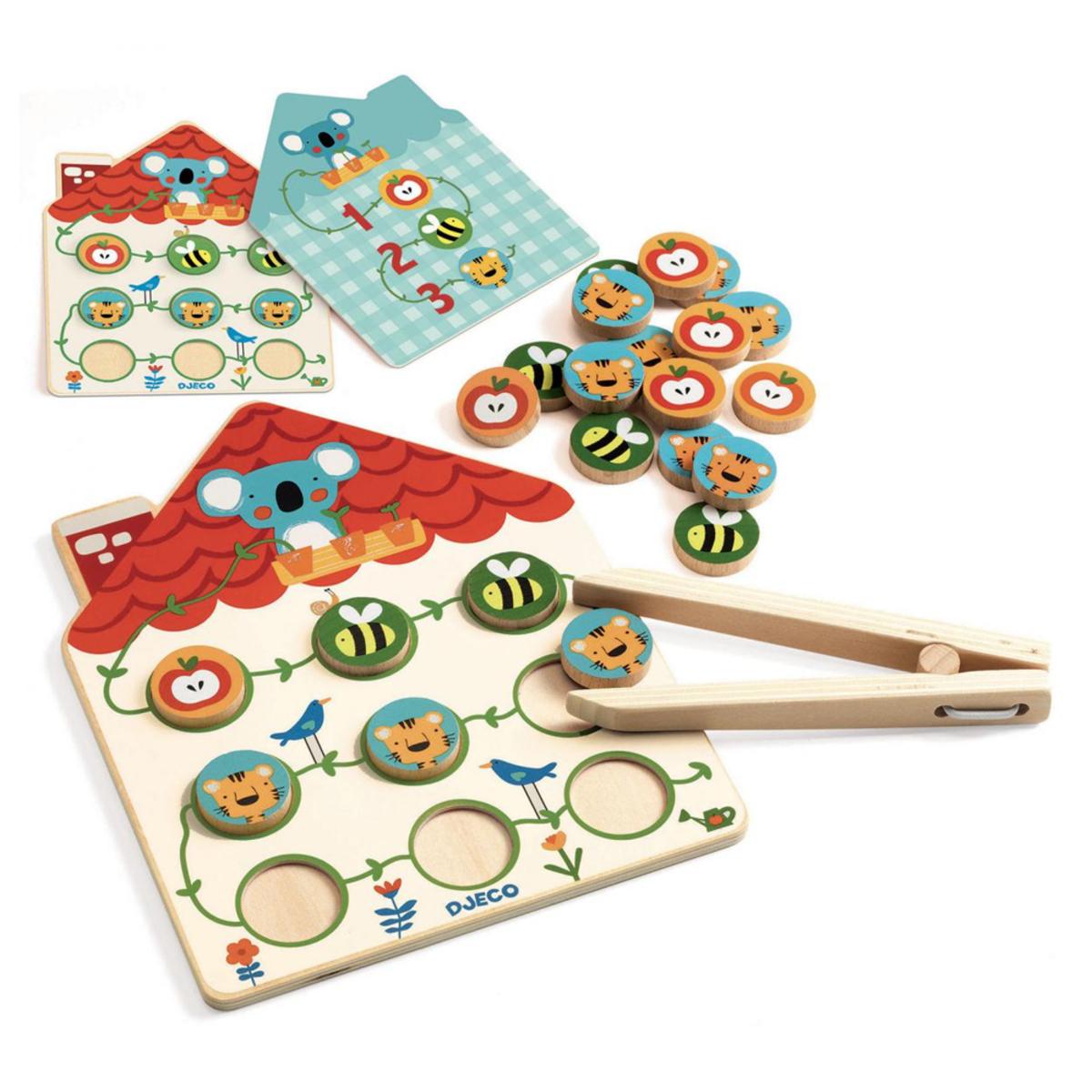 Mes premiers jouets Pinstou Pinstou