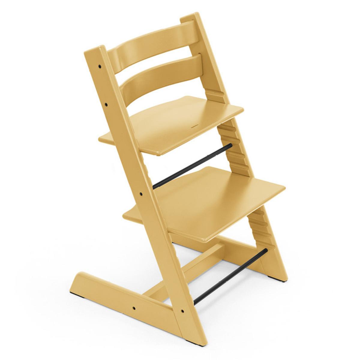 Chaise haute Chaise Haute Tripp Trapp - Jaune Tournesol Chaise Haute Tripp Trapp - Jaune Tournesol