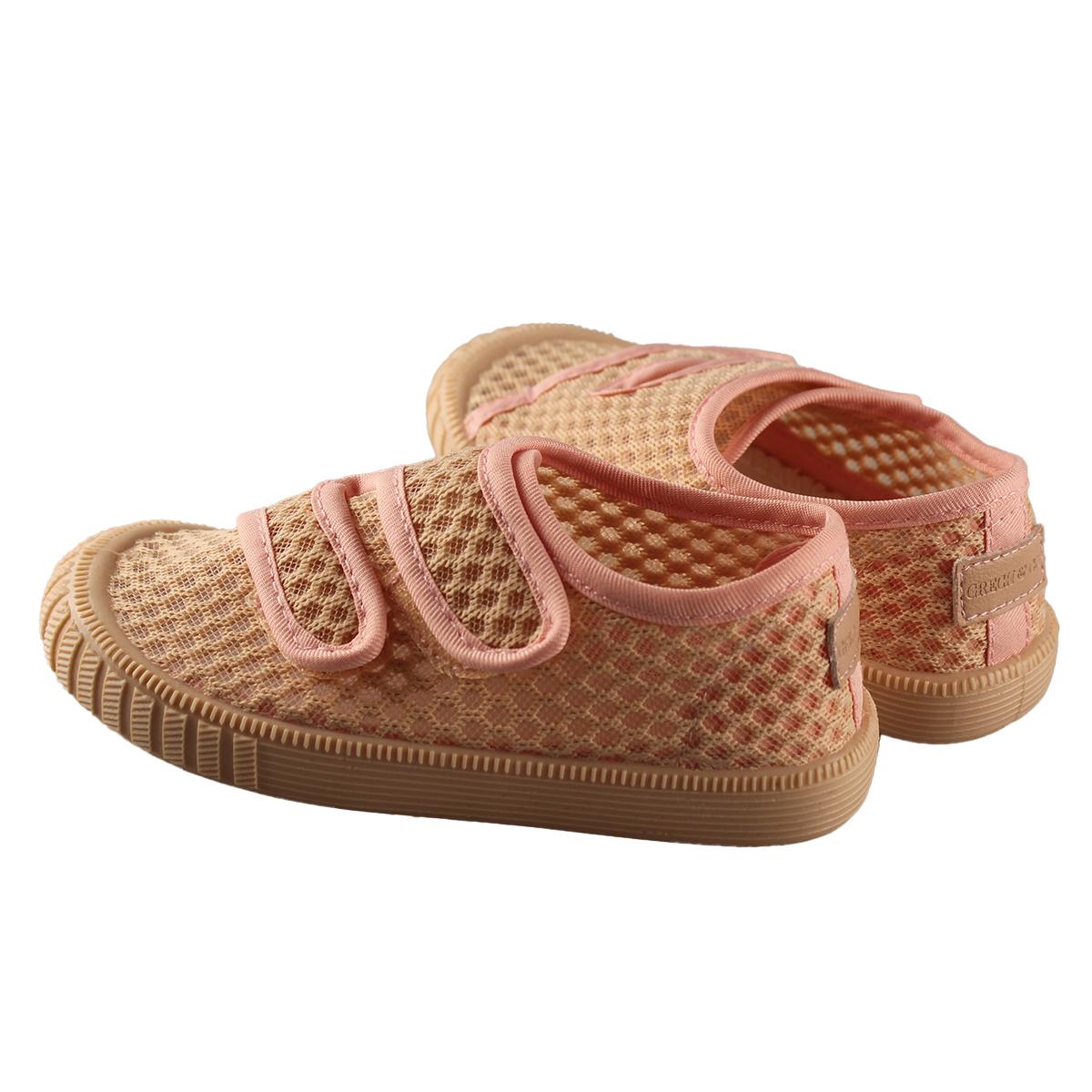 Chaussons & Chaussures Baskets Respirantes à Scratch Shell - 24 Baskets Respirantes à Scratch Shell - 24