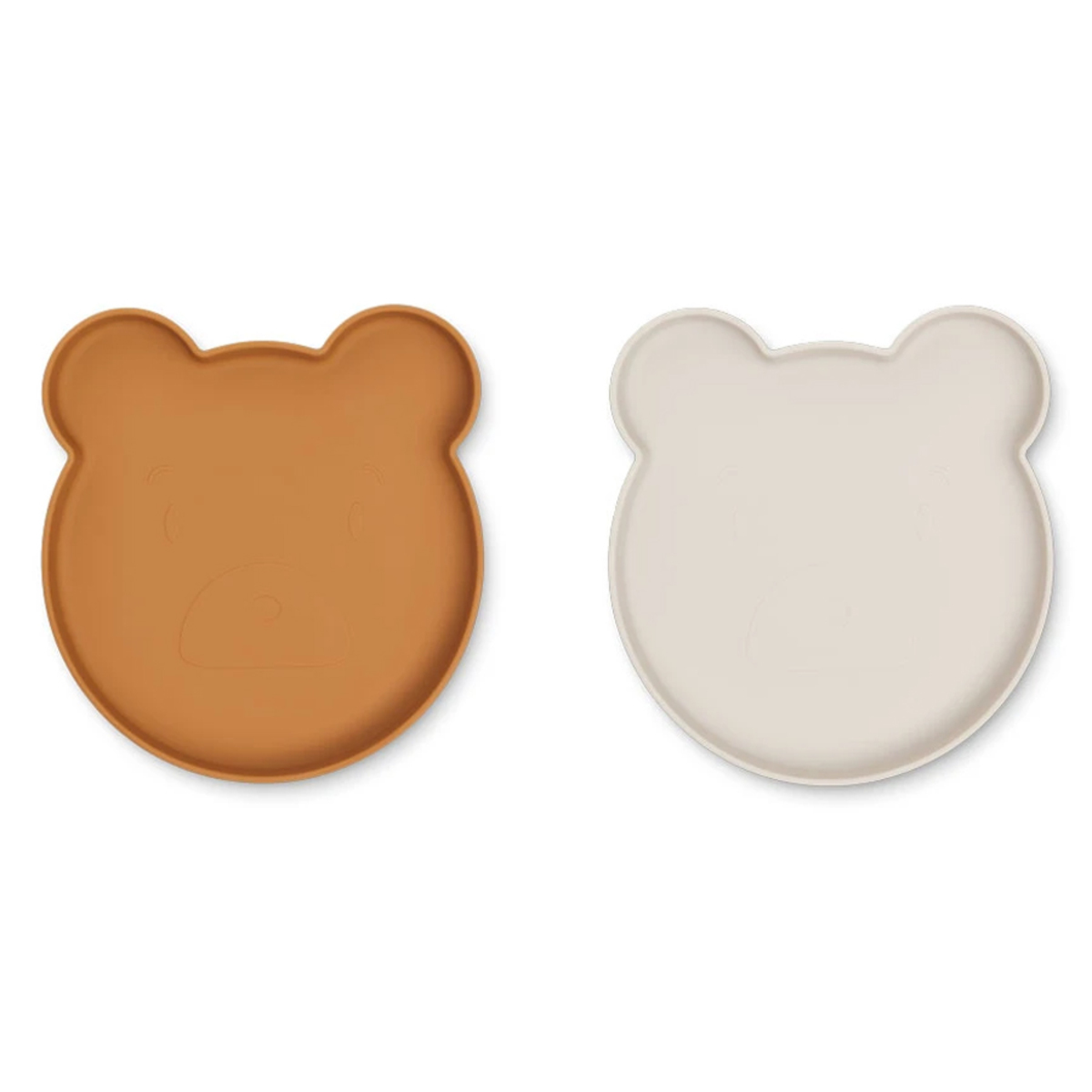 Vaisselle & Couvert Lot de 2 Assiettes Olivia Marty - Mr Bear Golden Caramel Sandy Mix Lot de 2 Assiettes Olivia Marty - Mr Bear Golden Caramel Sandy Mix