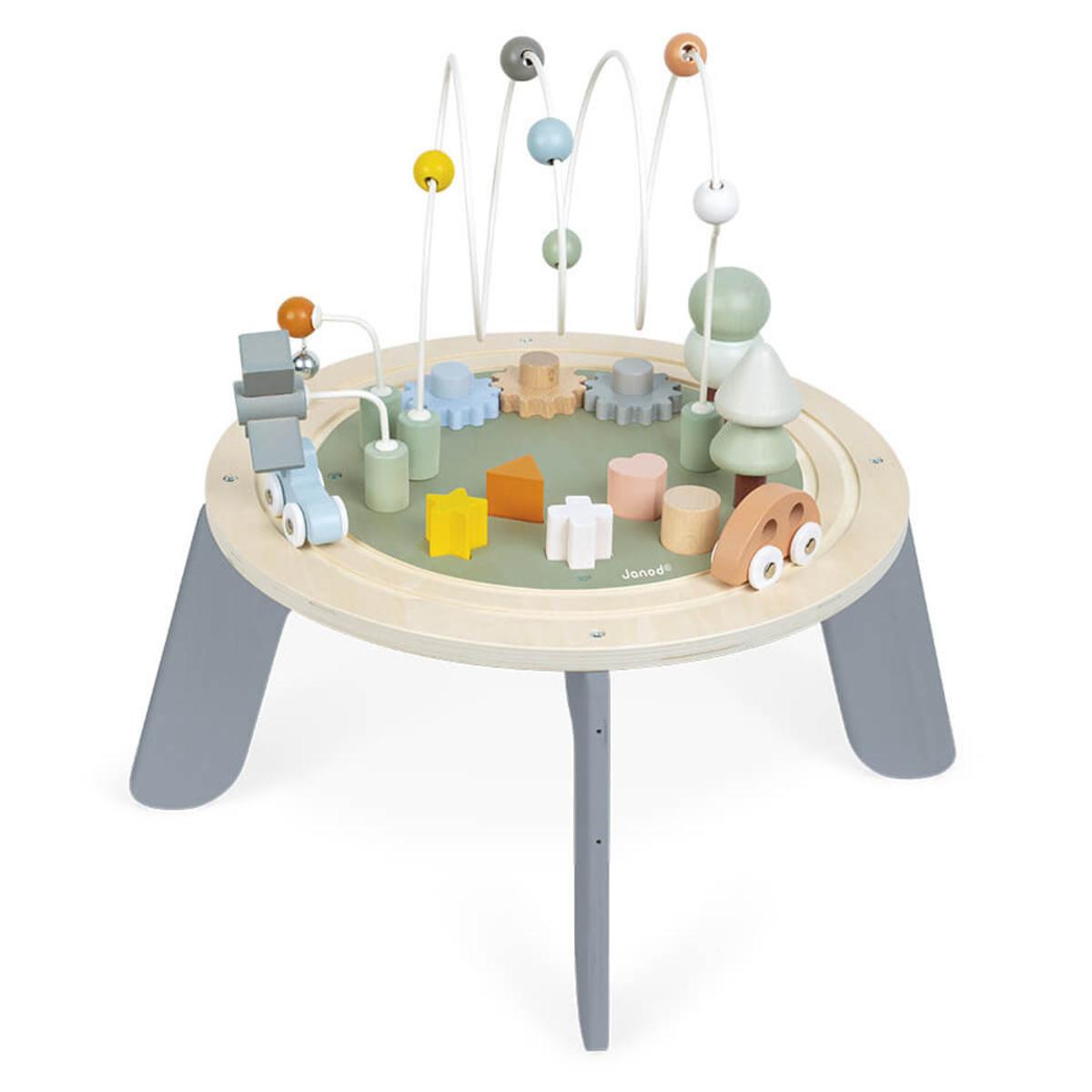 Mes premiers jouets Table d'Activités Sweet Cocoon Table d'Activités Sweet Cocoon