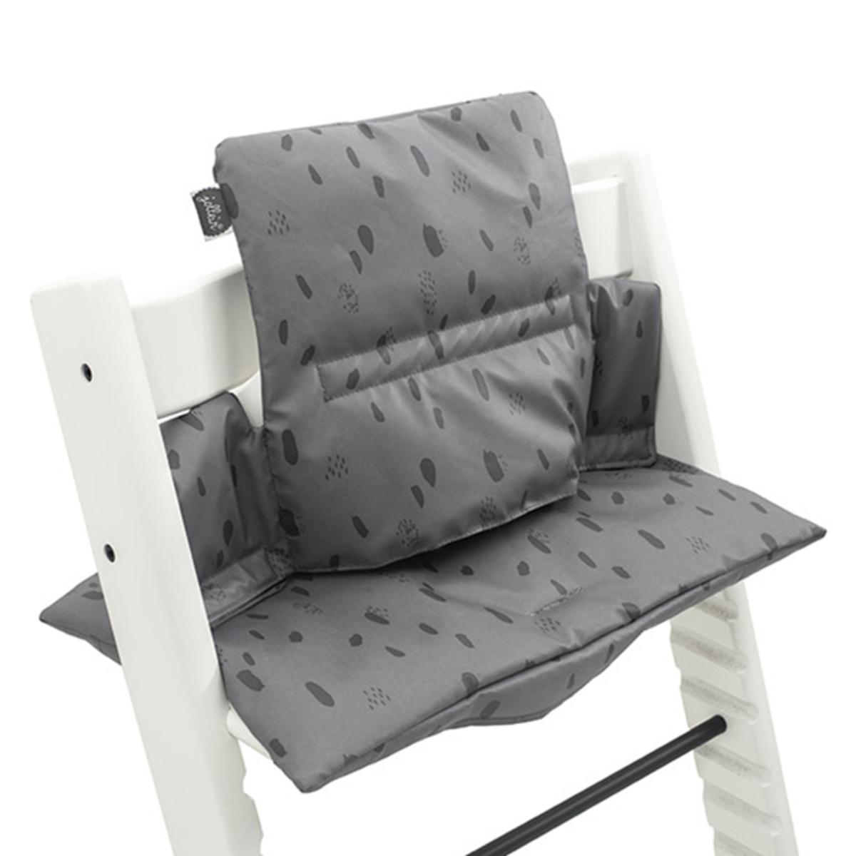 Chaise haute Coussin de Chaise Haute - Storm Grey Coussin de Chaise Haute - Storm Grey