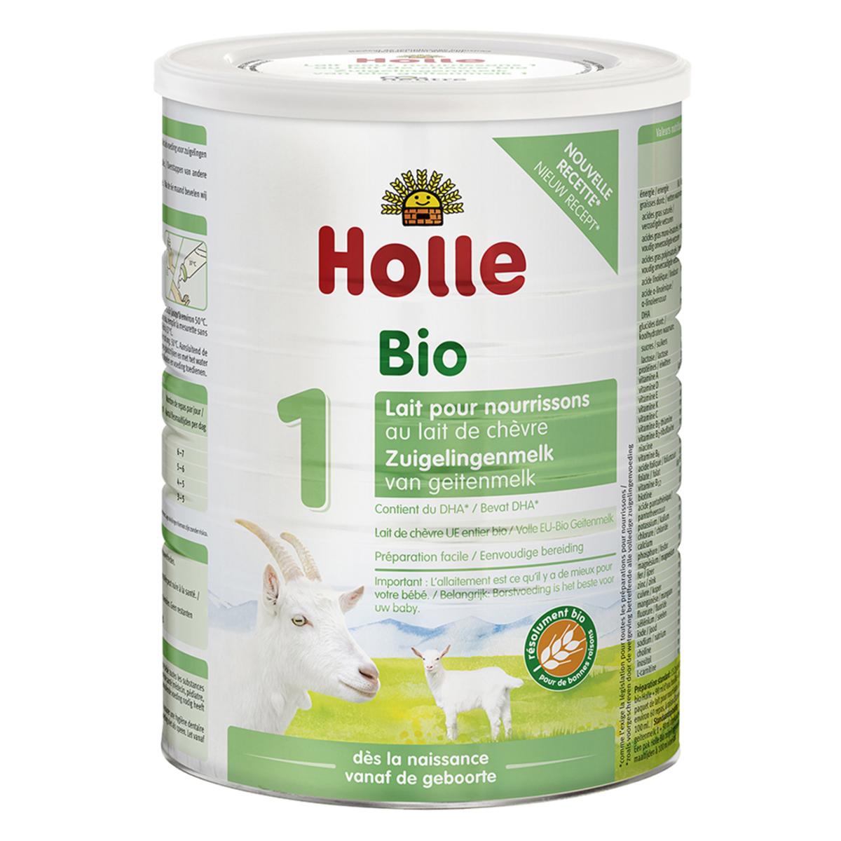Lait bio Lait pour Nourrissons 1 Bio Chèvre - 800 g Lait pour Nourrissons 1 Bio Chèvre - 800 g