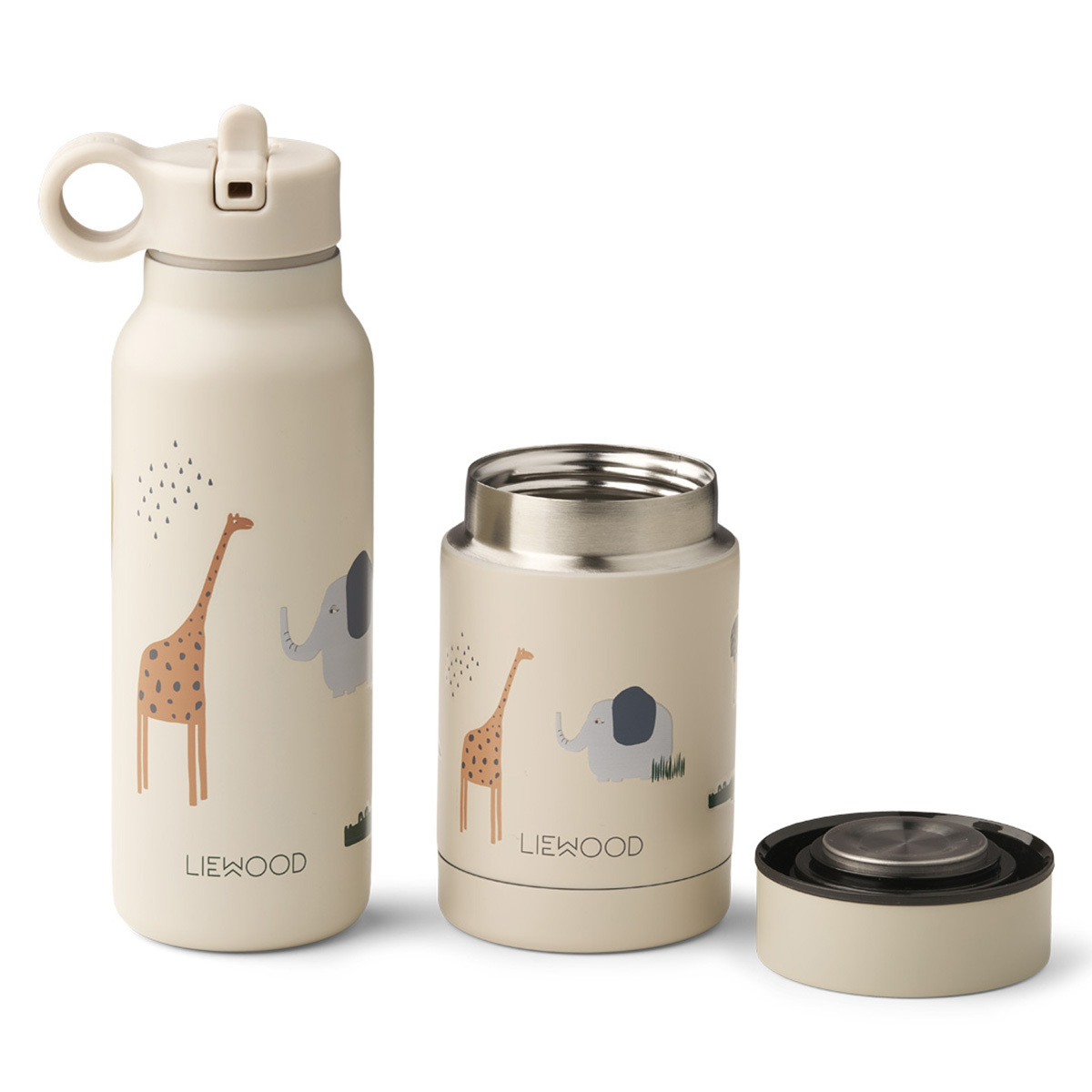 Tasse & Verre Pack Pique-nique Marlow - Safari Sandy Mix Pack Pique-nique Marlow - Safari Sandy Mix