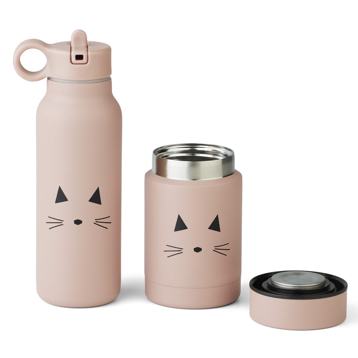 Tasse & Verre Pack Pique-nique Marlow - Cat Rose Pack Pique-nique Marlow - Cat Rose
