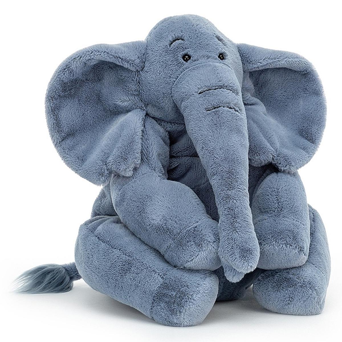 Peluche Rumpletum Elephant Peluche Eléphant 27 cm